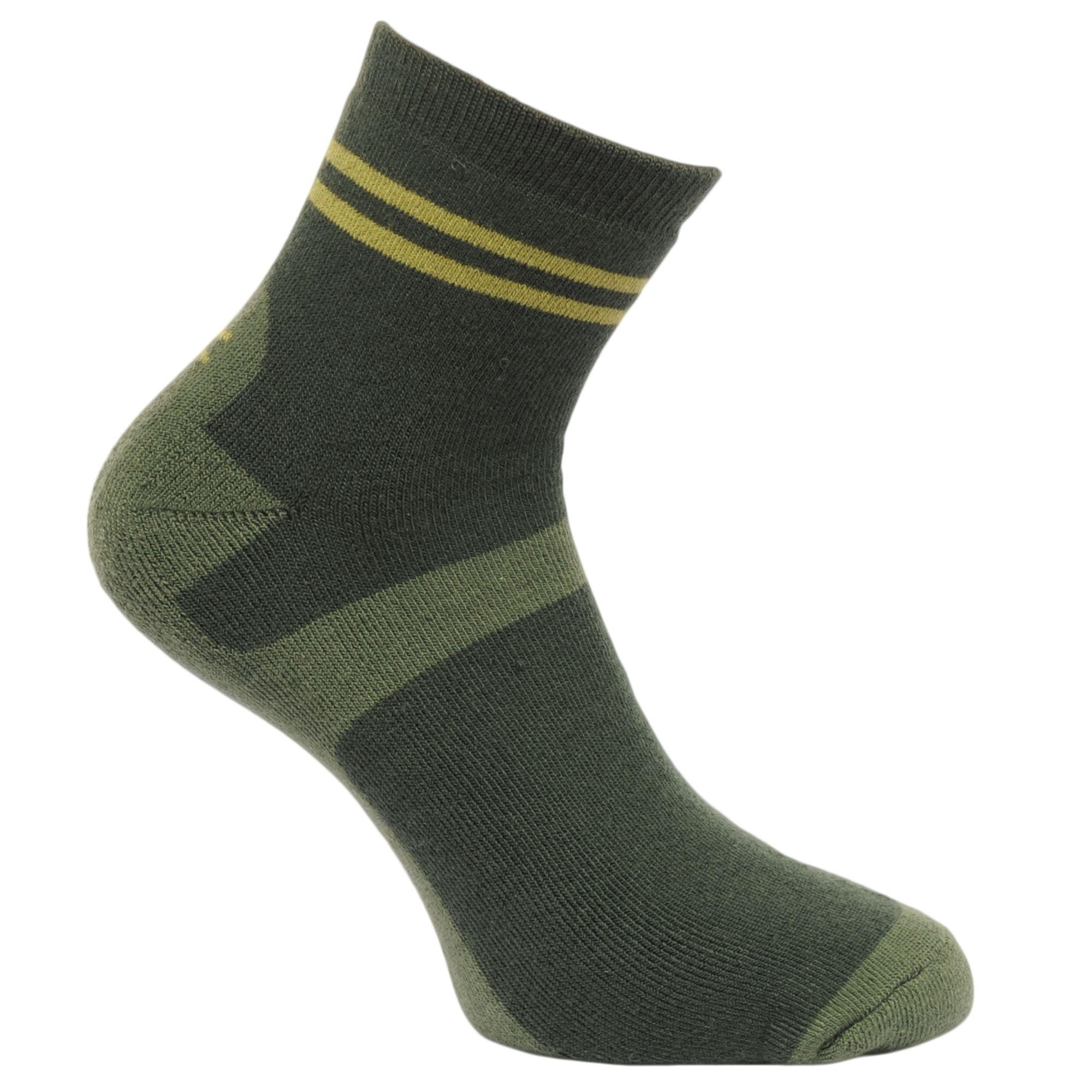 Regatta-Lifestyle-Chaussettes-de-randonnee-lot-de-3-paires-Homme-RG791 miniature 8