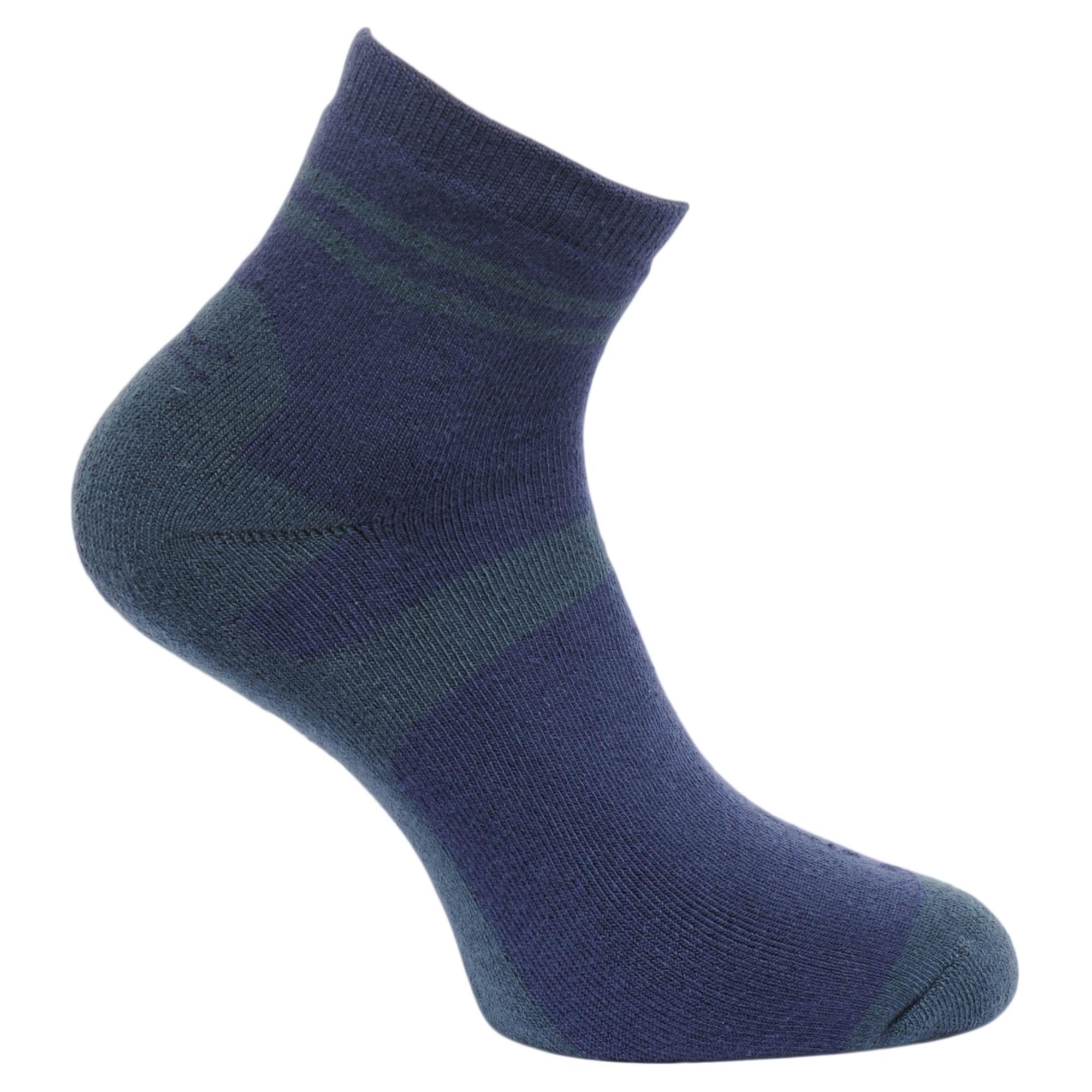 Regatta-Lifestyle-Chaussettes-de-randonnee-lot-de-3-paires-Homme-RG791 miniature 9