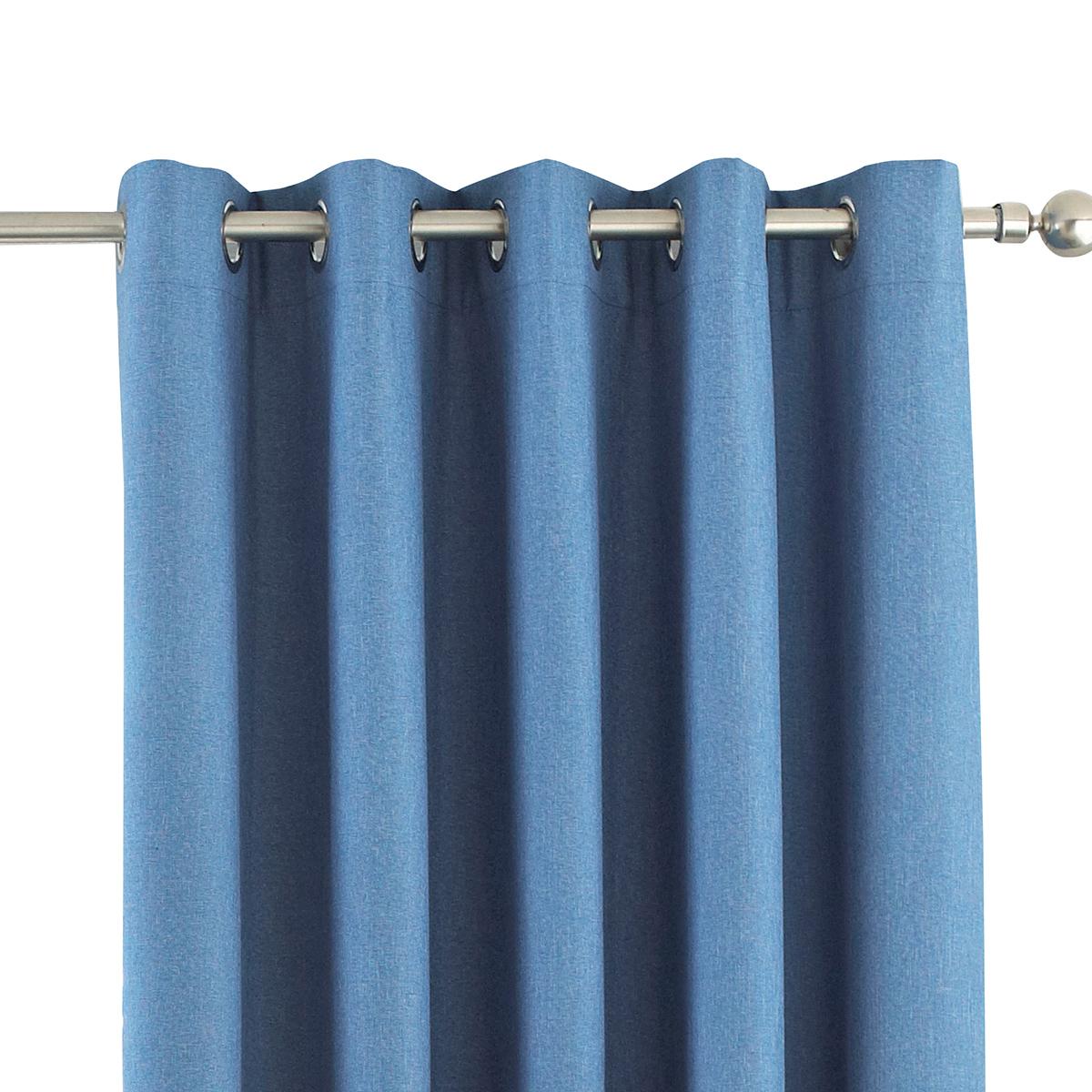 riva home eclipse blackout eyelet curtains rv1083 ebay. Black Bedroom Furniture Sets. Home Design Ideas