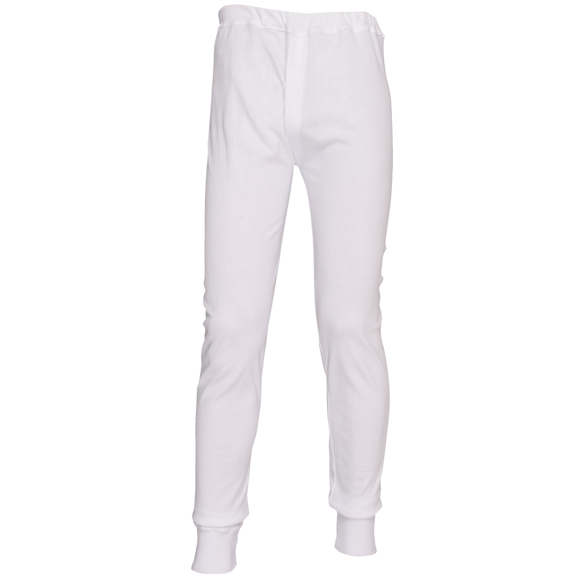 Portwest Mens Thermal Underwear Trousers (B121) / Bottoms (M) (White)