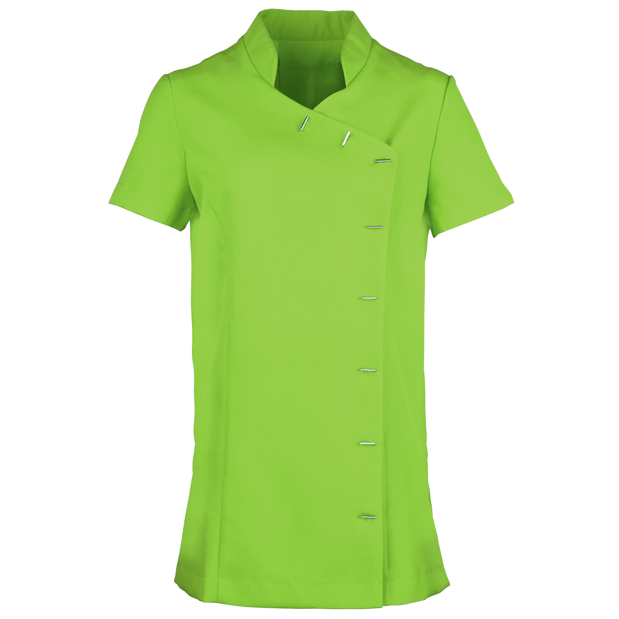 Premier Womens/Ladies *Orchid* Tunic / Health Beauty & Spa / Workwear (14) (Lime)
