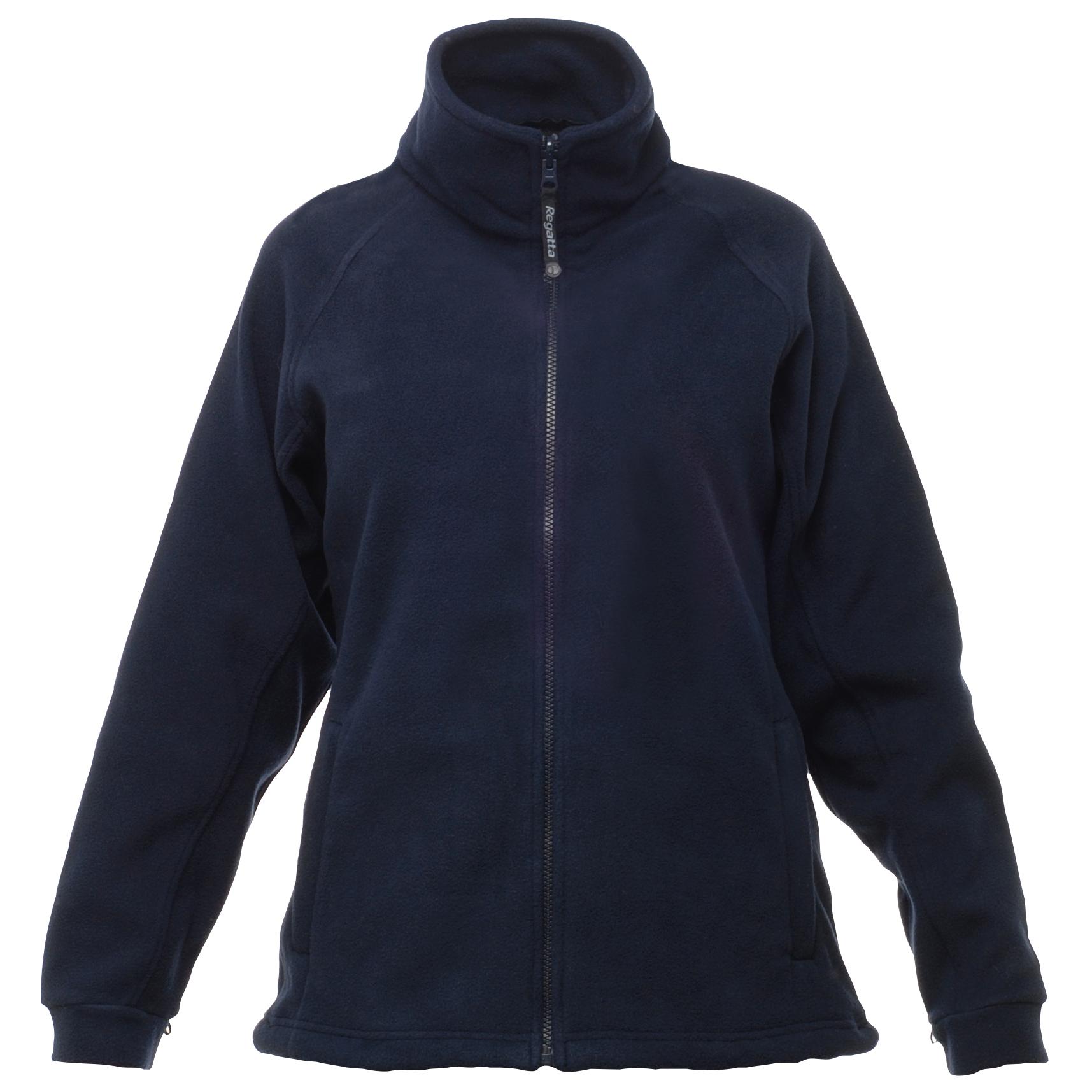 Regatta Womens/Ladies Thor III Anti-Pill Fleece Jacket (12) (Dark Navy)