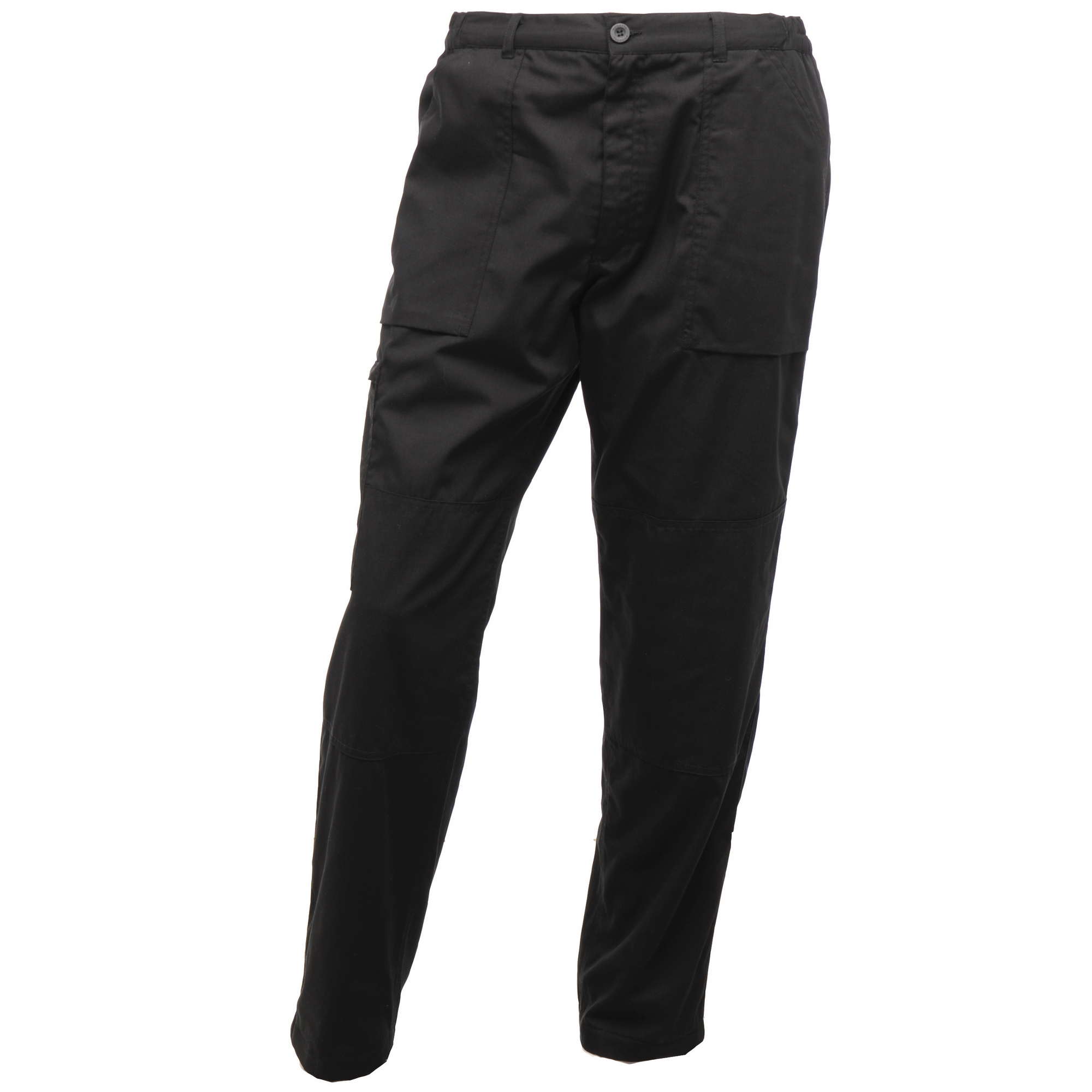 Regatta Mens Sports New Lined Action Trousers (40 x Long) (Black)