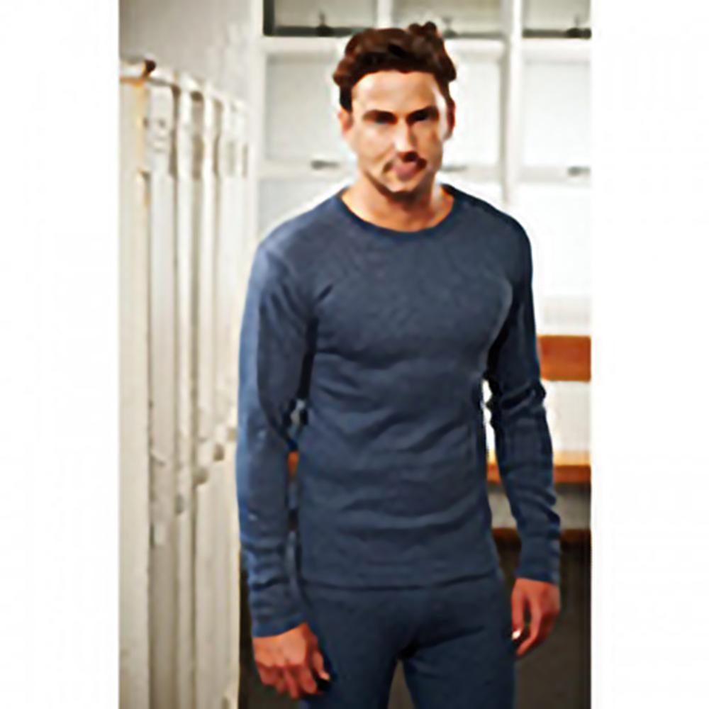 miniature 11 - Regatta - T-shirt thermique à manche longues - Homme (S-2XL) 3 couleurs (RW1259)