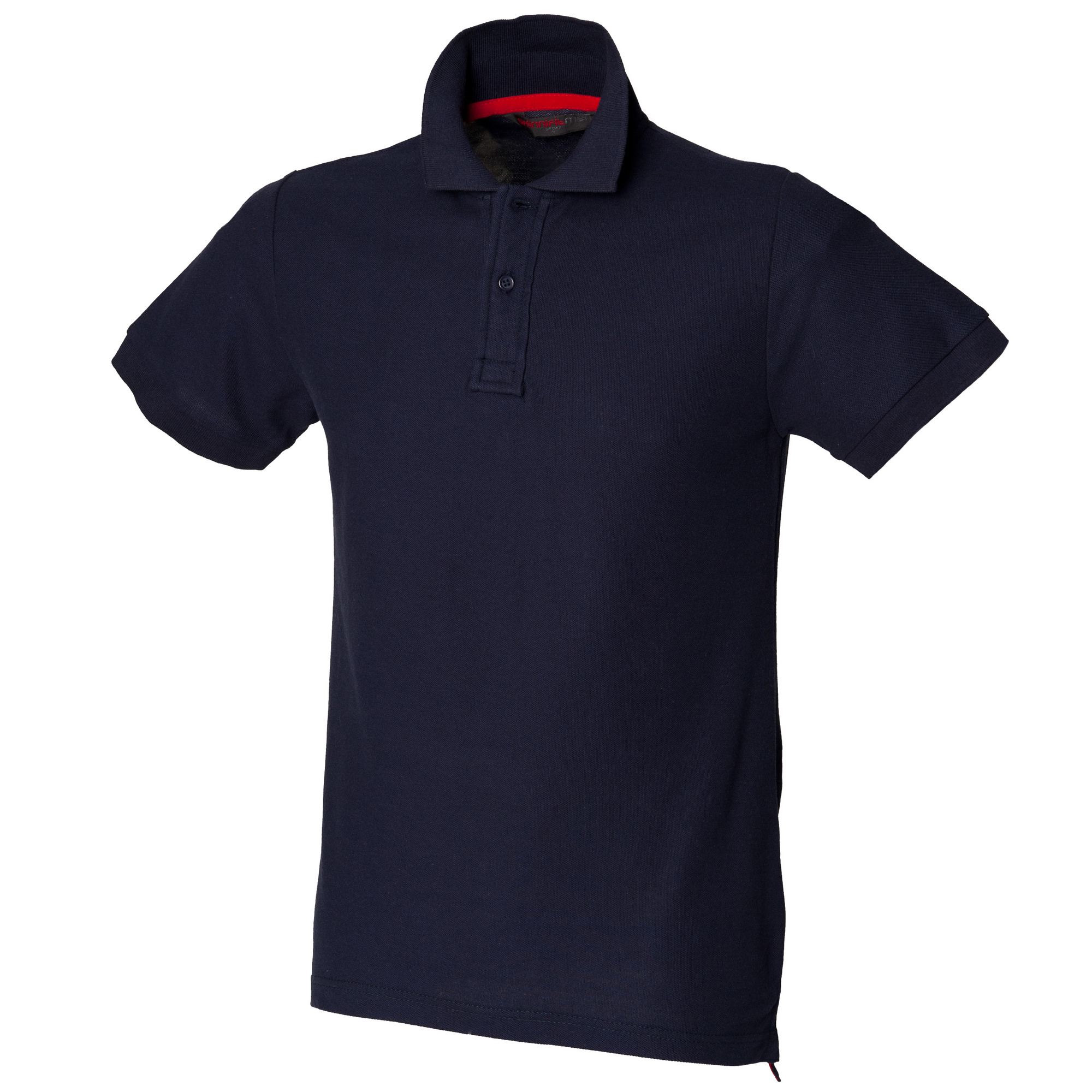 with Stay-up Collar RW1400 Skinni Fit Mens Club Polo Shirt