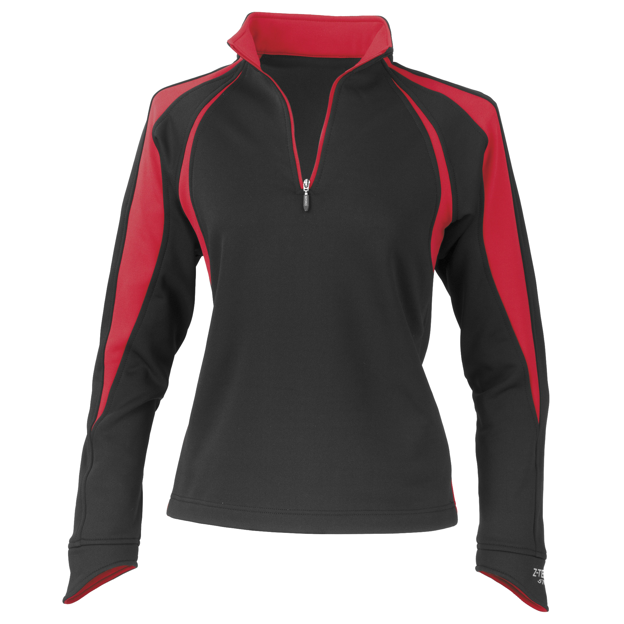 La-Femme-Ladies-Womens-Spiro-Sprint-Performance-Sports-Top-RW1455