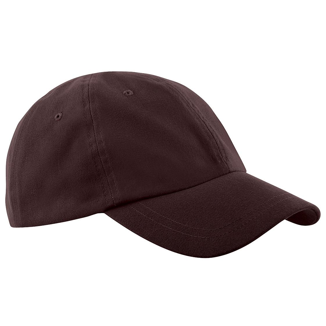 RW197 Beechfield Junior Low Profile Baseball Cap Headwear Schoolwear