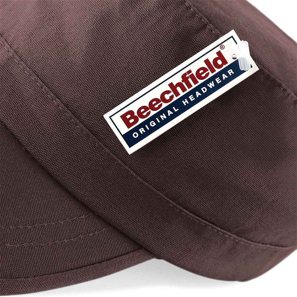 Beechfield-Cappellino-Militare-100-Cotone-Uomo-RW204