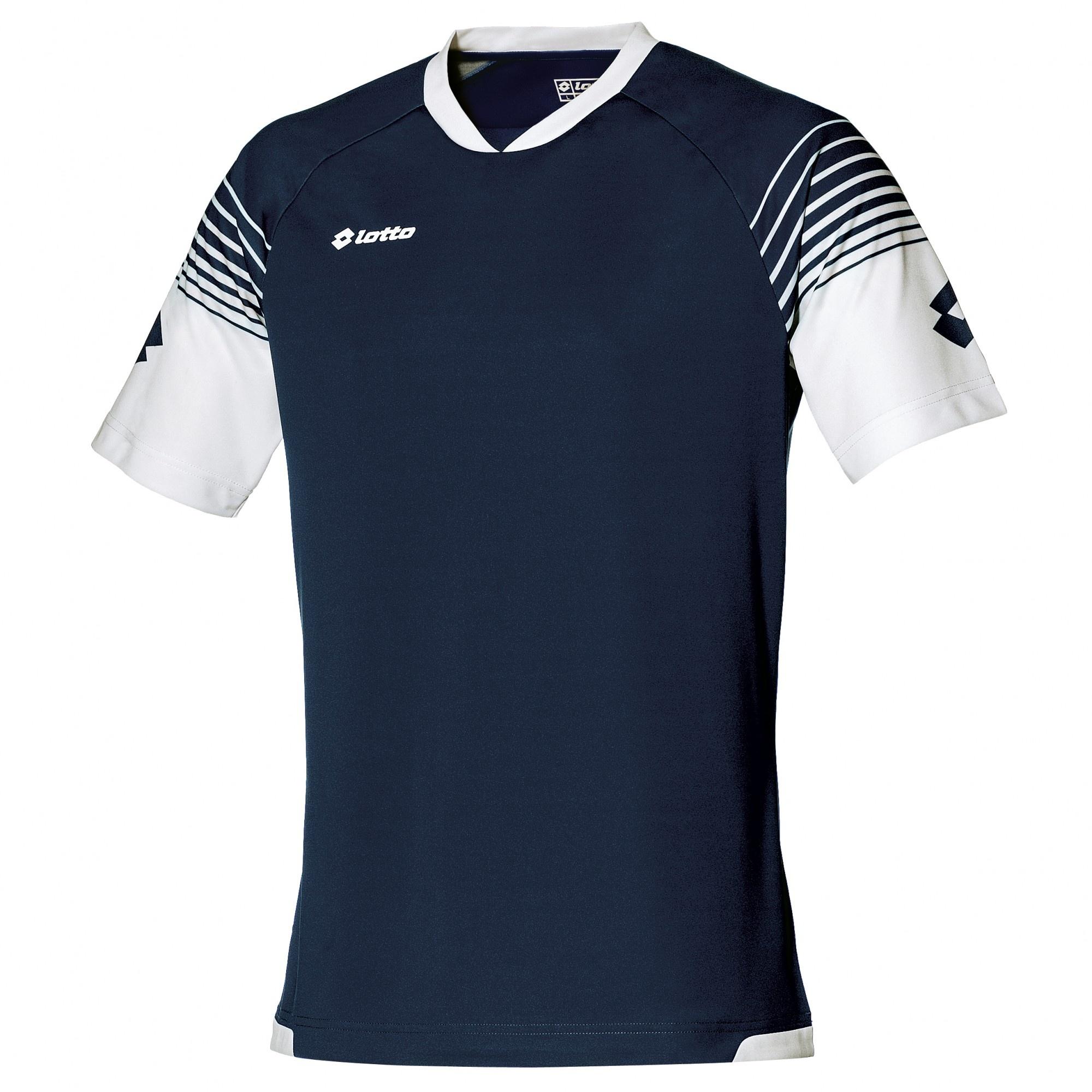 Lotto-Camiseta-de-futbol-transpirable-Modelo-Omega-para-hombre-RW2072