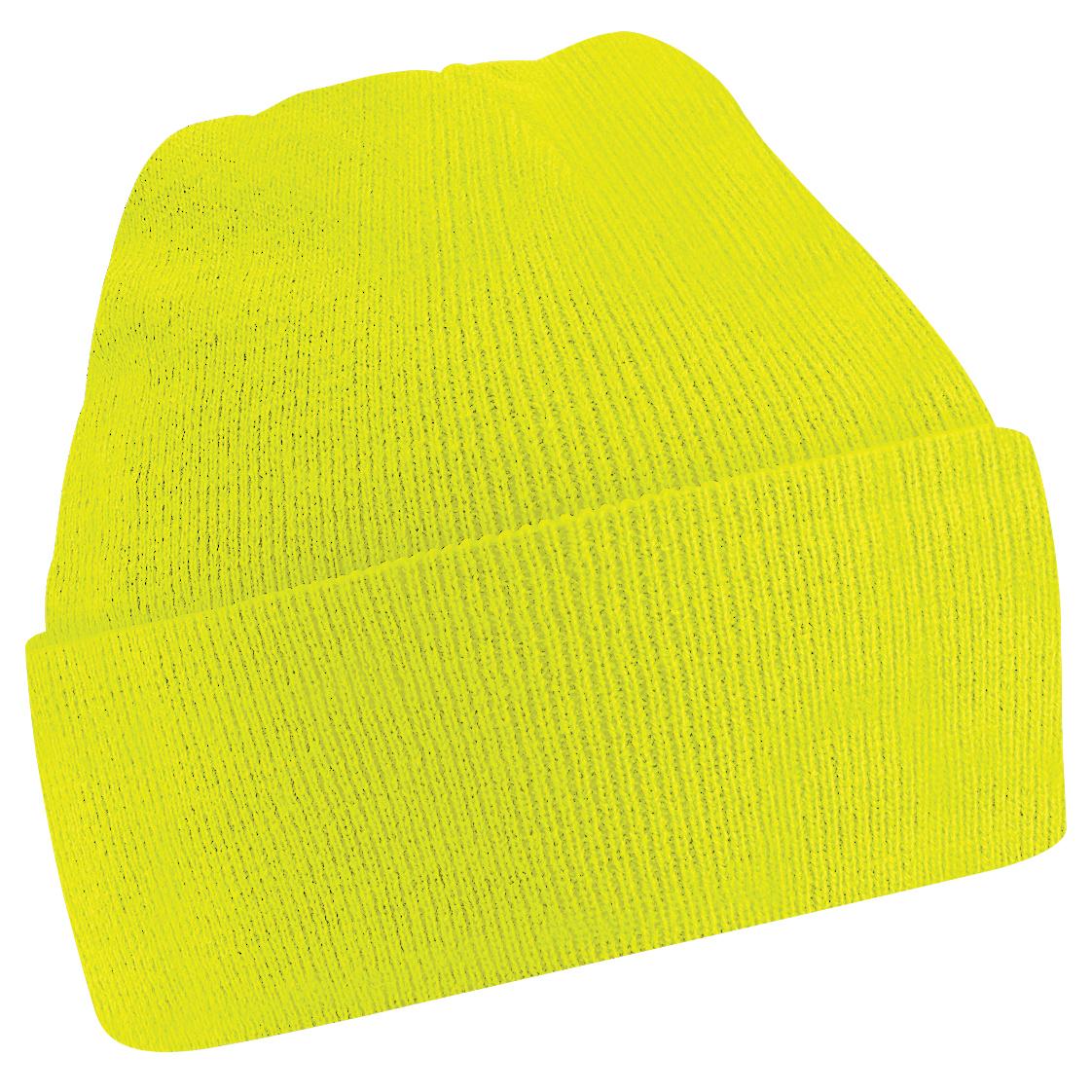Beechfield-Bonnet-tricote-Adulte-unisexe-UTRW210