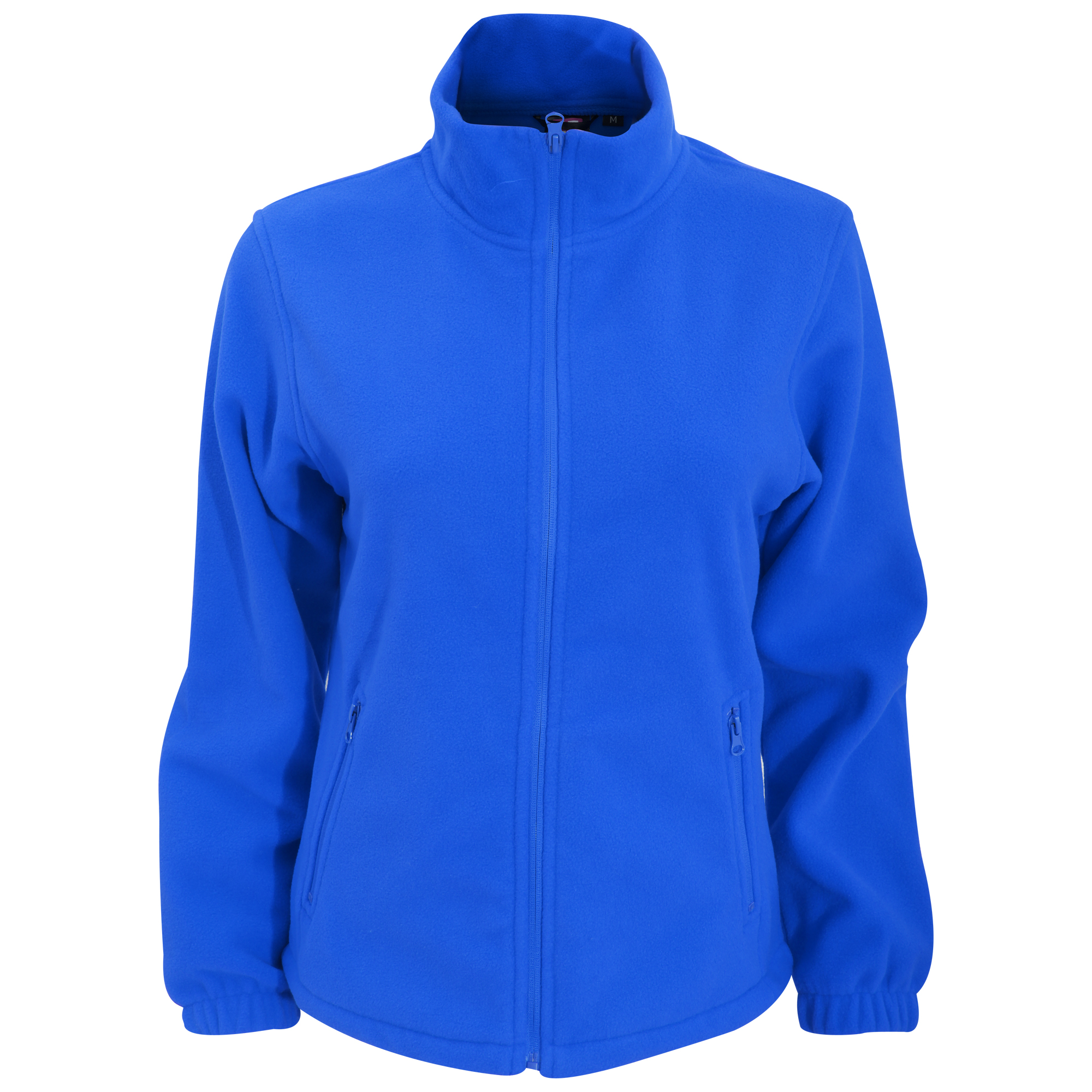 2786 Womens/Ladies Full Zip Fleece Jacket (280 GSM) (S) (Royal)