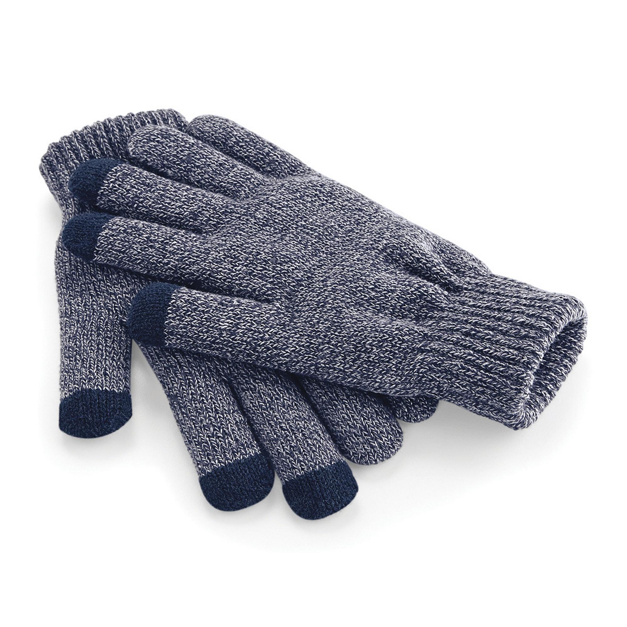 Beechfield-Unisex-Touchscreen-Smart-Phone-IPhone-IPad-Winter-Gloves-RW253 thumbnail 6