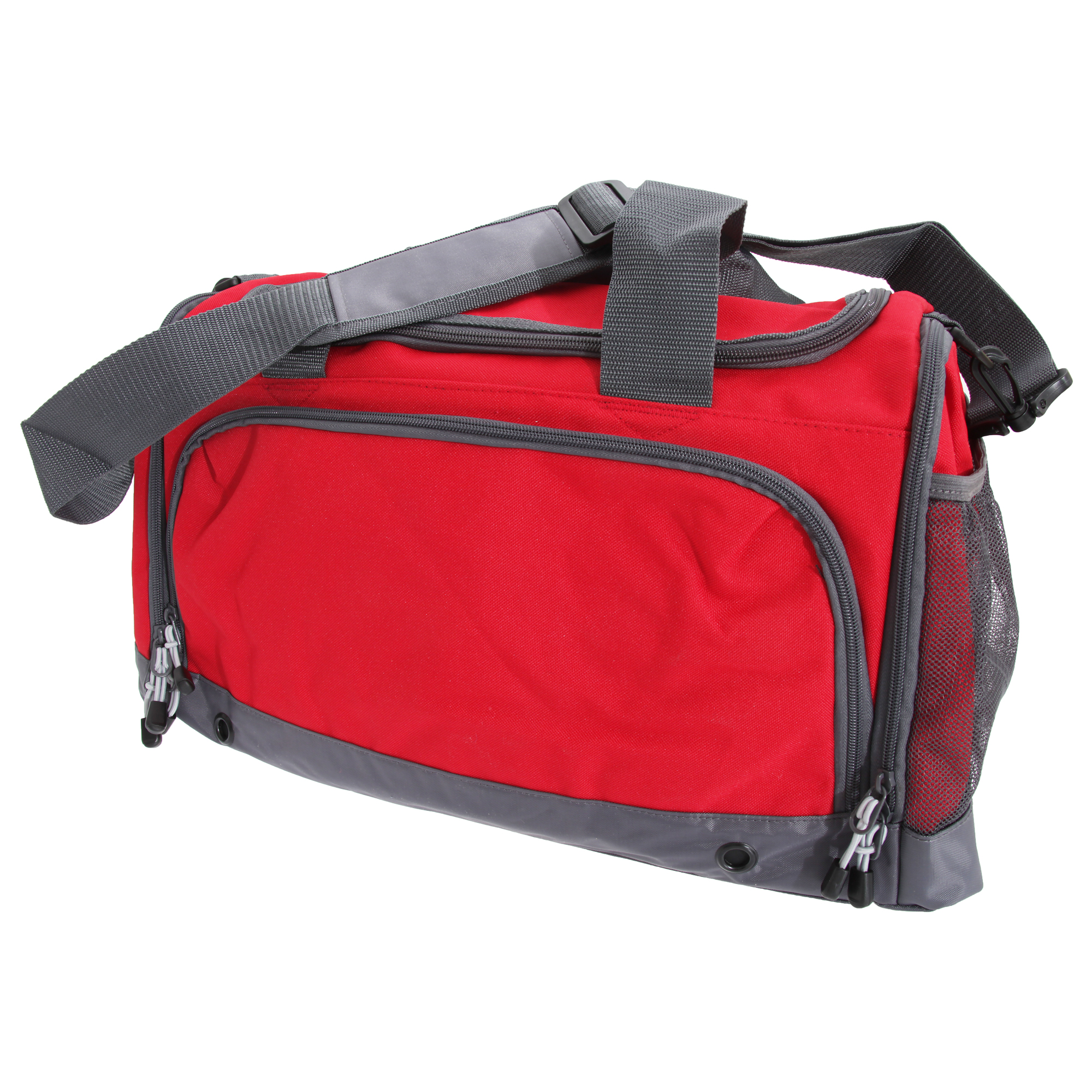 BagBase Sports Holdall / Duffle Bag (One Size) (Classic Red)
