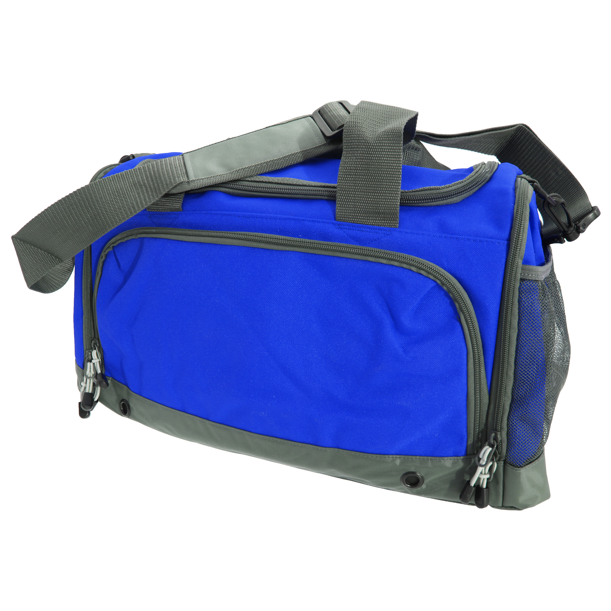 BagBase Sports Holdall / Duffle Bag (One Size) (Bright Royal)