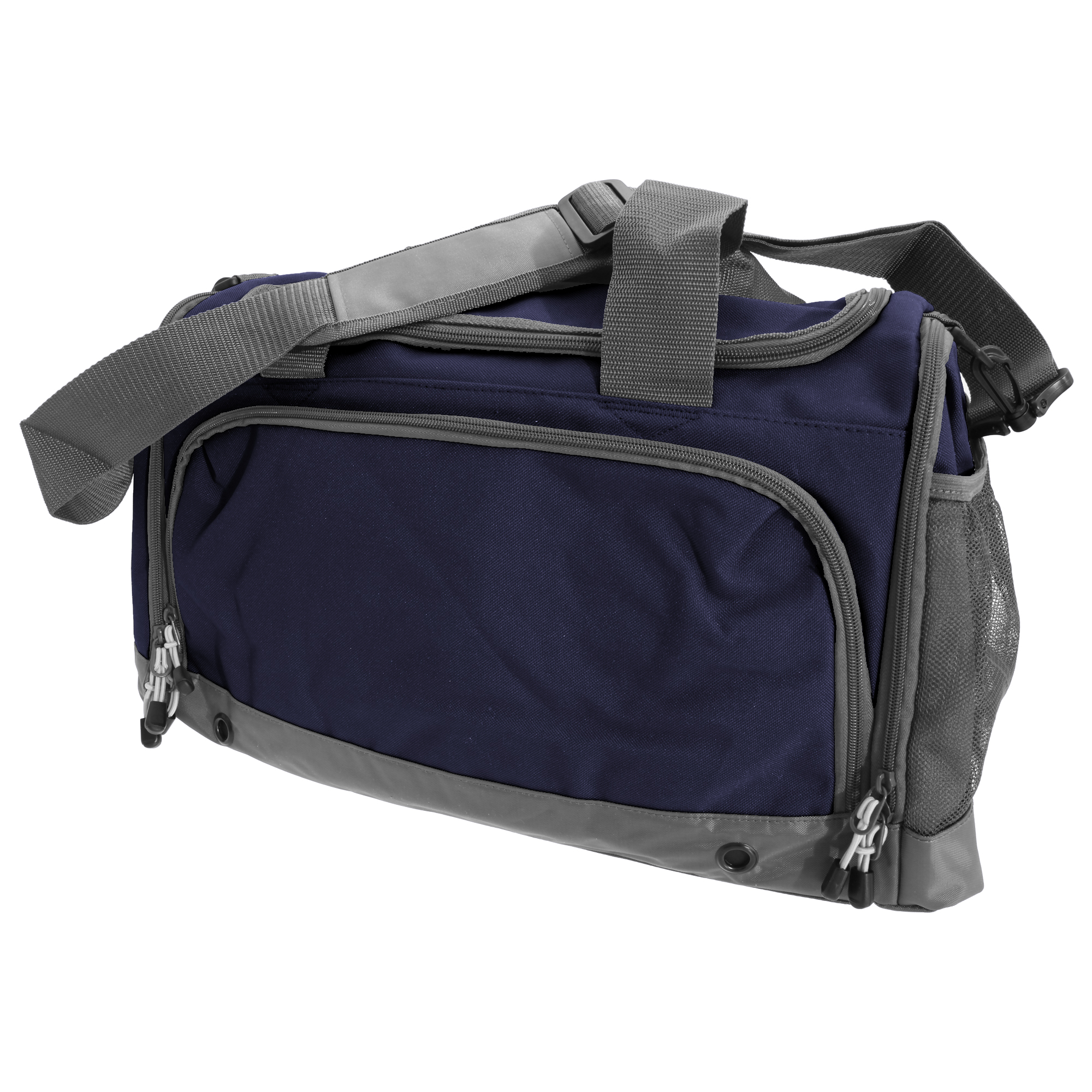 BagBase Sports Holdall / Duffle Bag (One Size) (French Navy)