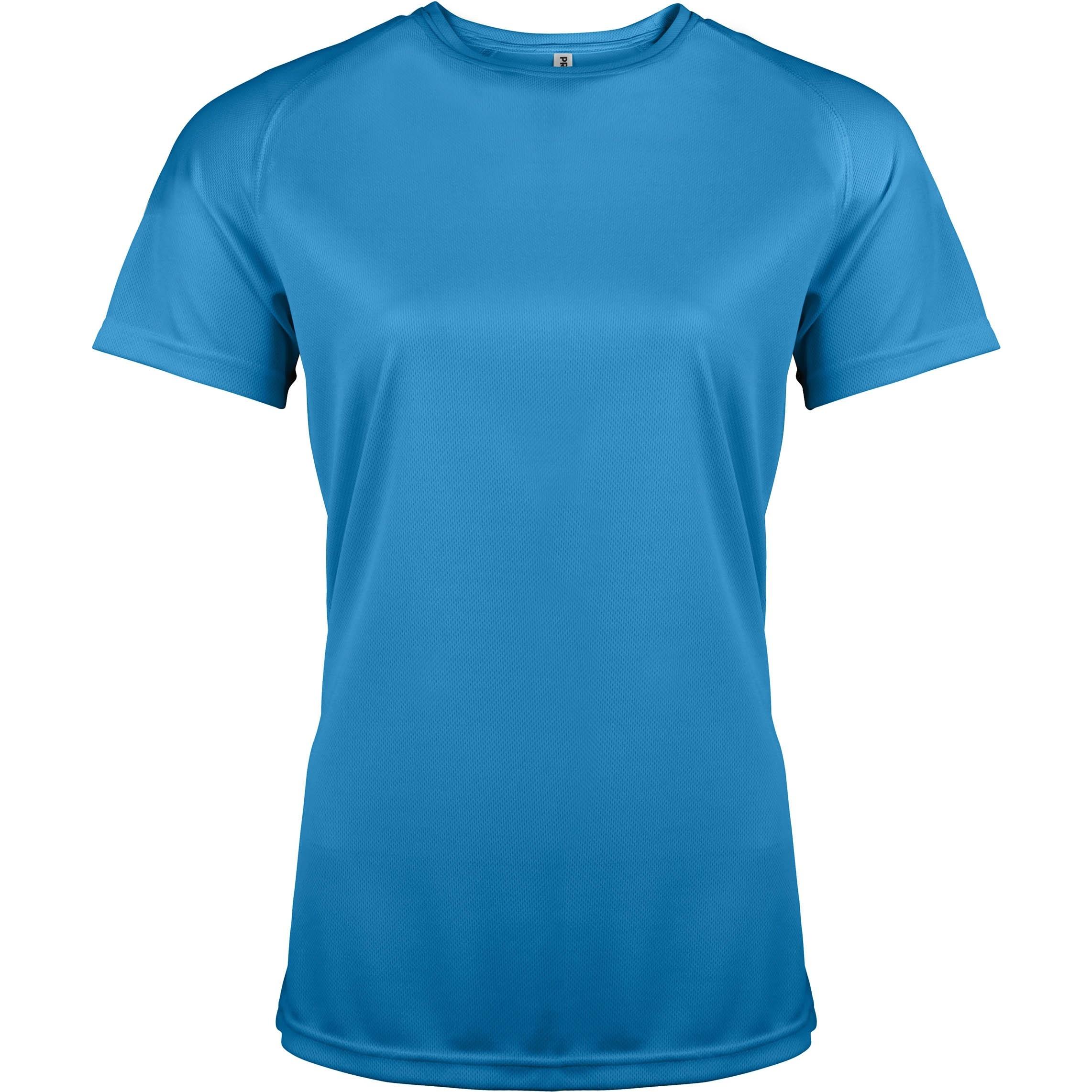 T-shirt de sport Kariban, léger, à séchage rapide, femme et fille (RW2718)