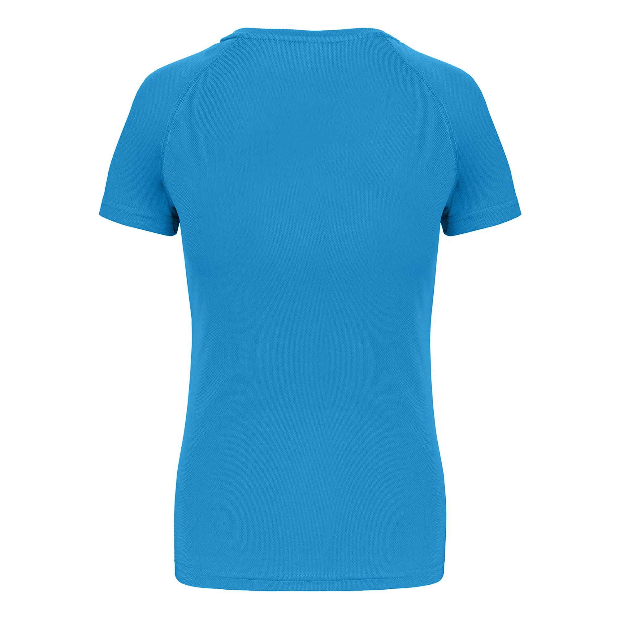 miniature 2 - T-shirt de sport Kariban, léger, à séchage rapide, femme et fille (RW2718)