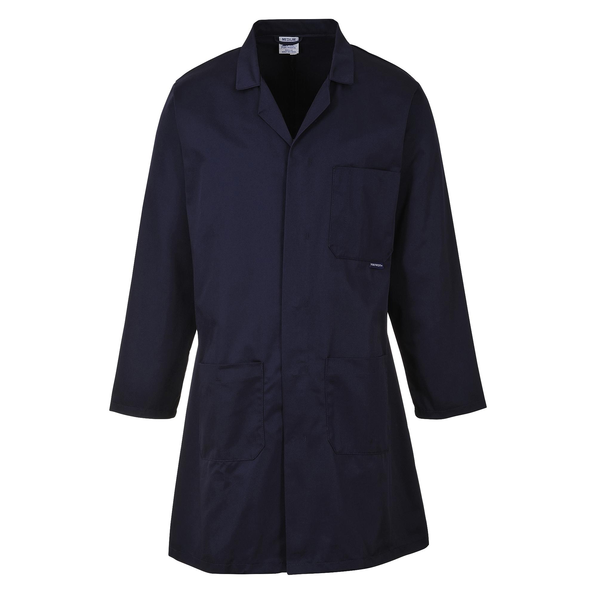 Portwest-Standard-Workwear-Lab-Coat-Medical-Health-RW2794