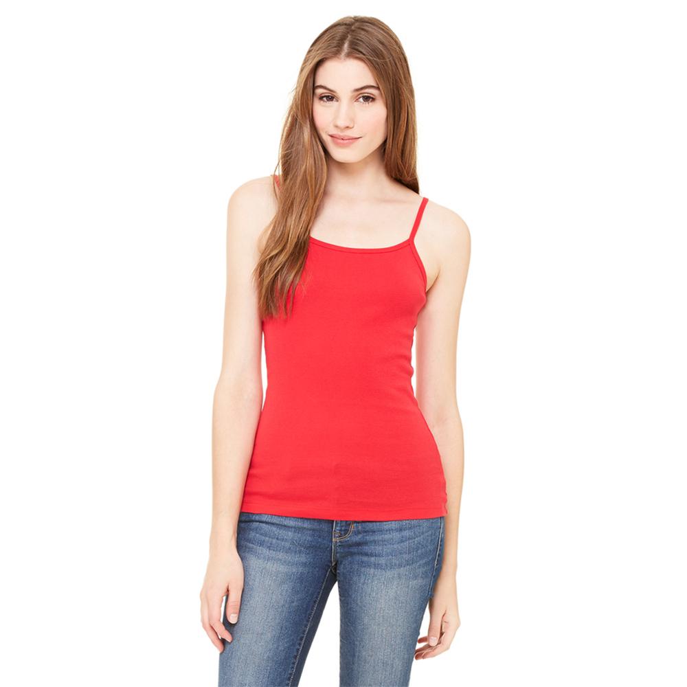 Debardeur-mode-Bella-Canvas-100-coton-195g-m-femme-et-fille-RW3100 miniature 5