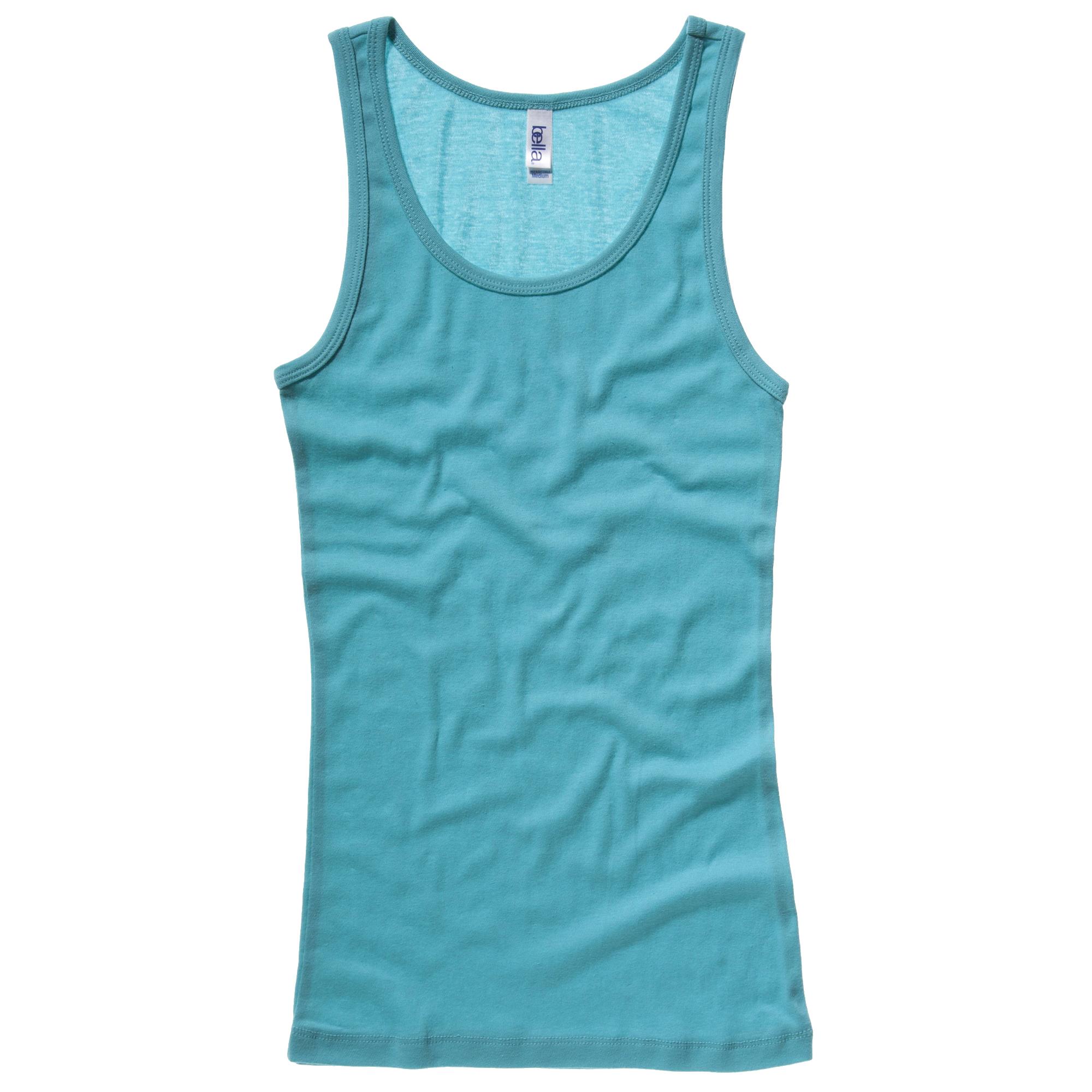 RW3107 Bella Canvas Womens//Ladies Sheer Rib Tank Vest Top