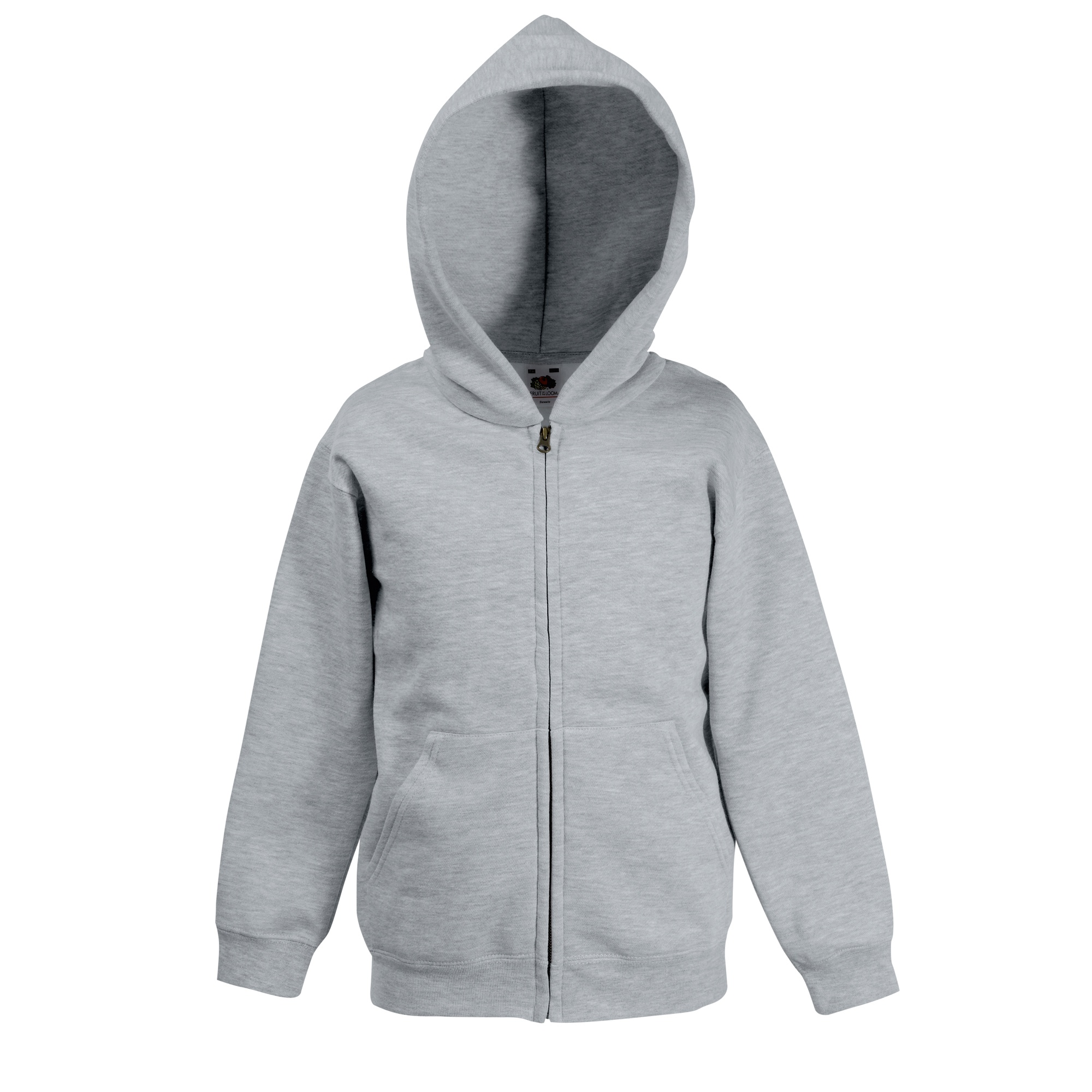 Fruit-Of-The-Loom-Kids-Unisex-Premium-70-30-Hooded-Sweatshirt-Hoodie-RW3164