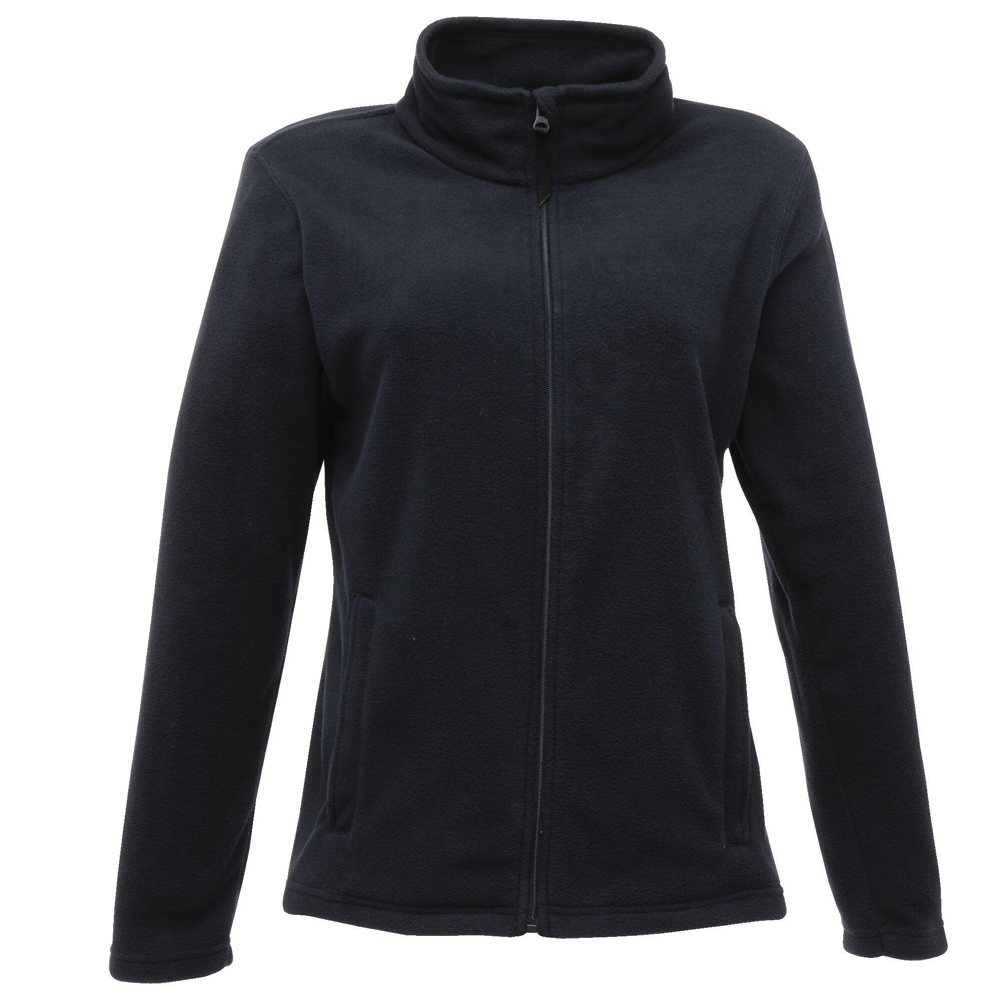 Regatta Womens/Ladies Full-Zip 210 Series Microfleece Jacket (18) (Dark Navy)