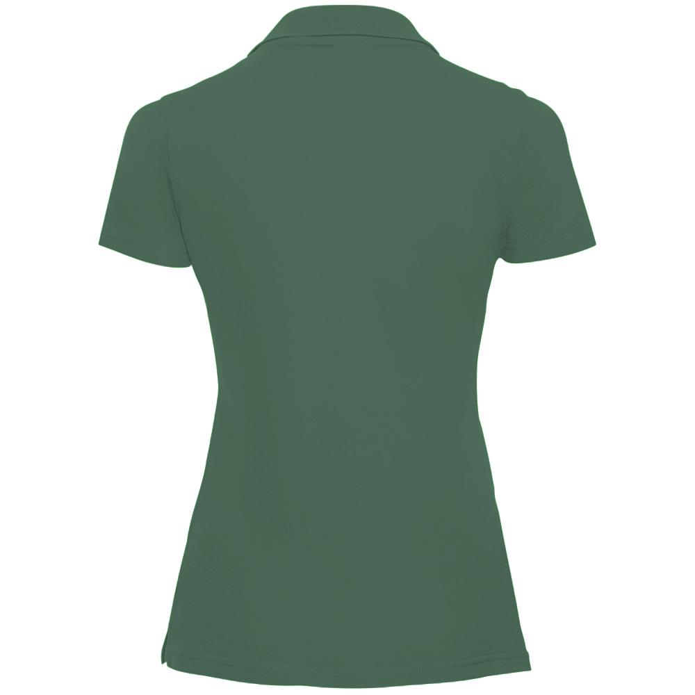 miniature 6 - Polo-uni-Russell-manches-courtes-100-coton-femme-et-fille-XS-2XL-RW3279