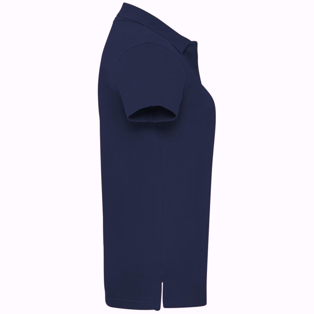 miniature 34 - Polo-uni-Russell-manches-courtes-100-coton-femme-et-fille-XS-2XL-RW3279