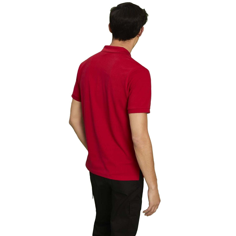 Asquith & Fox Mens Plain Short Sleeve Polo Shirt (M) (Plum)