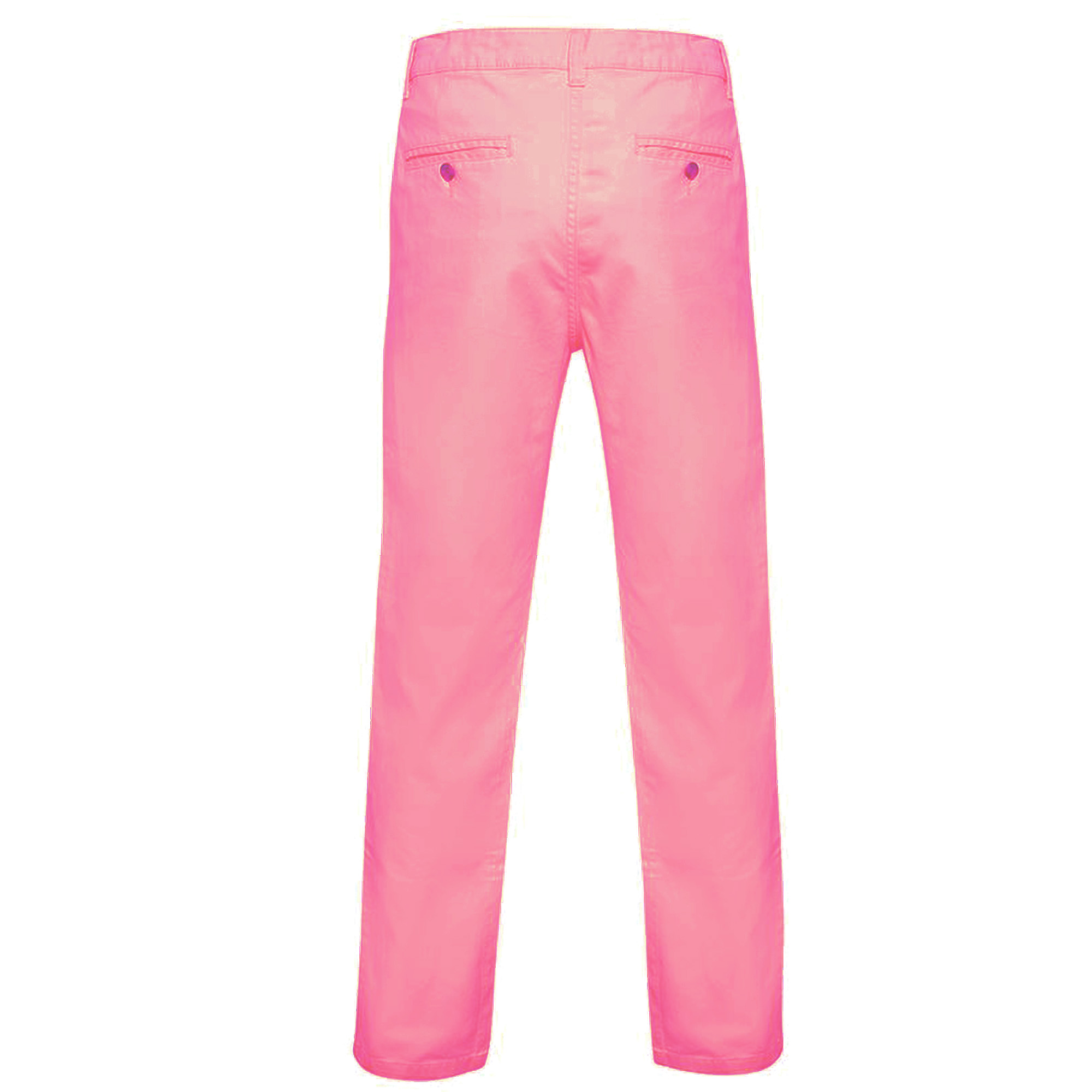 Asquith & Fox Mens Classic Casual Chinos/Trousers (3XLU) (Slate)
