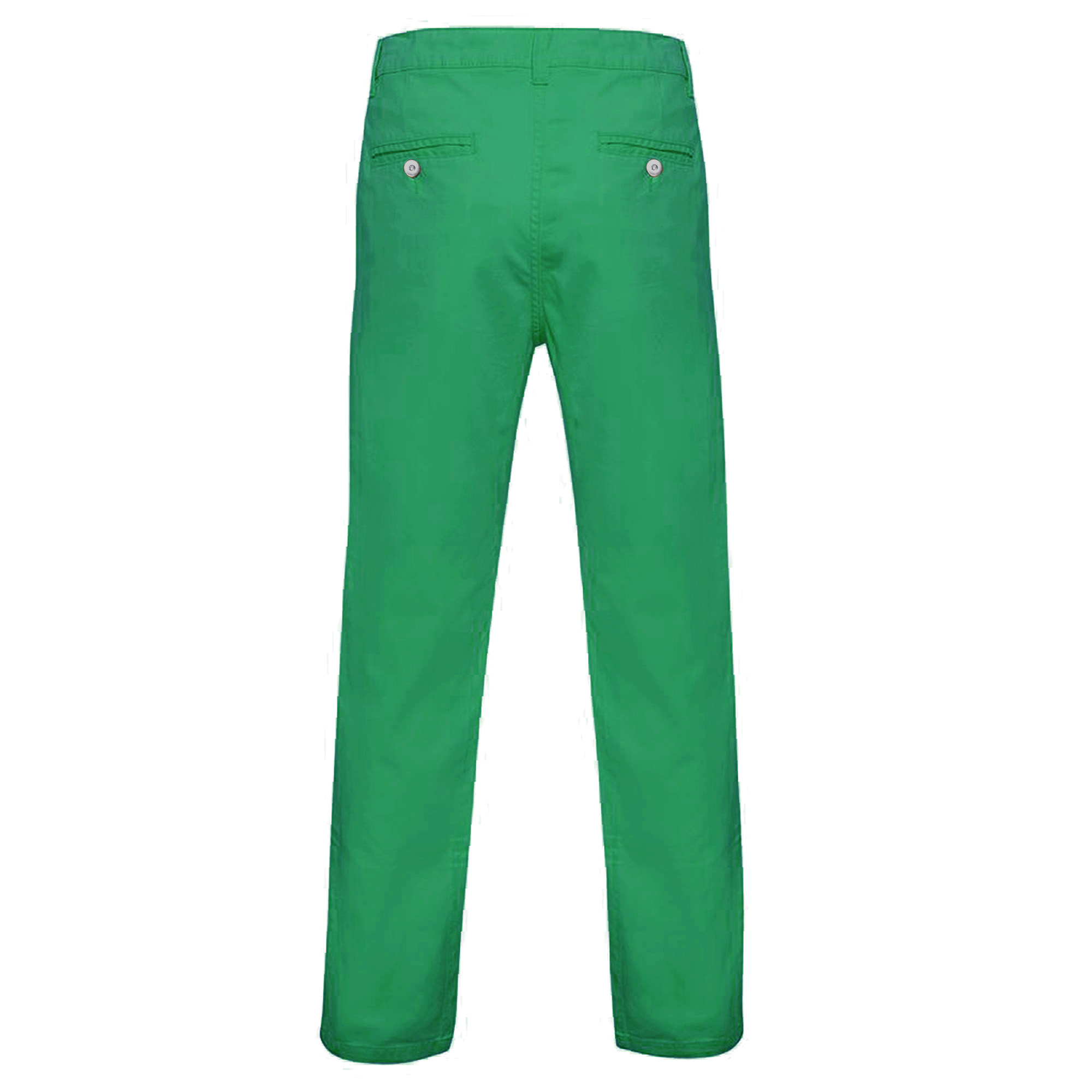 Asquith & Fox Mens Classic Casual Chinos/Trousers (4XLU) (Lemon Zest)