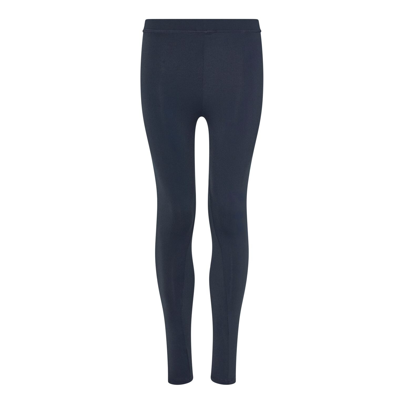 AWDis Just Cool Womens/Ladies Girlie Athletic Sports Leggings/Trousers (M) (French Navy)