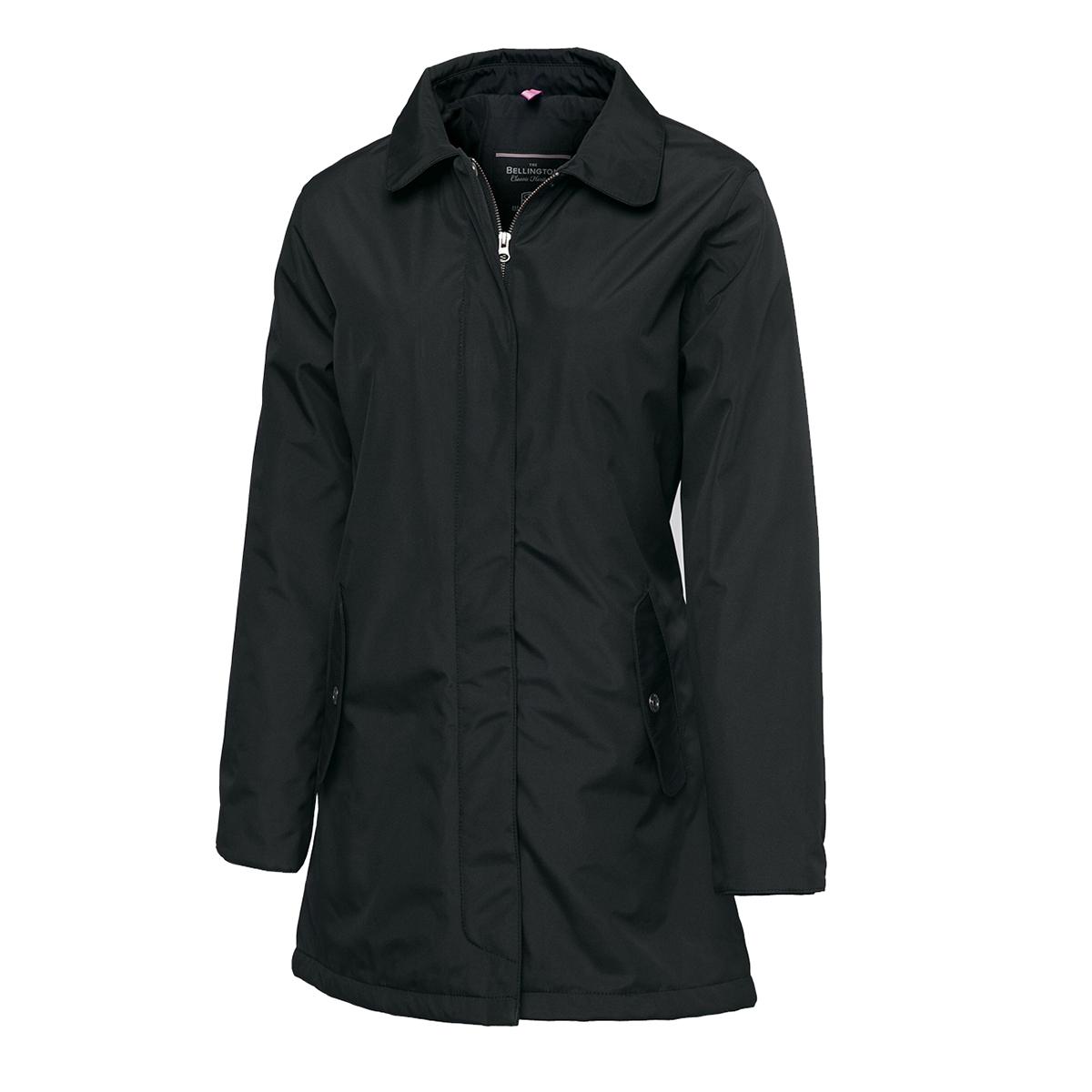 Nimbus Womens/Ladies Bellington Full Zip Jacket (XL) (Black)