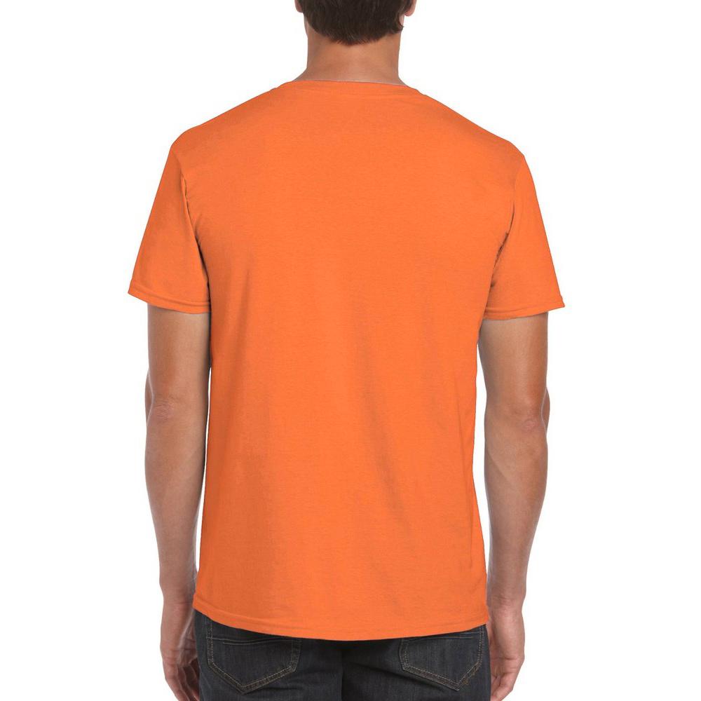 65cff48d40e Gildan Mens Short Sleeve Soft-Style T-Shirt 4 Sizes S L XL XXL ...