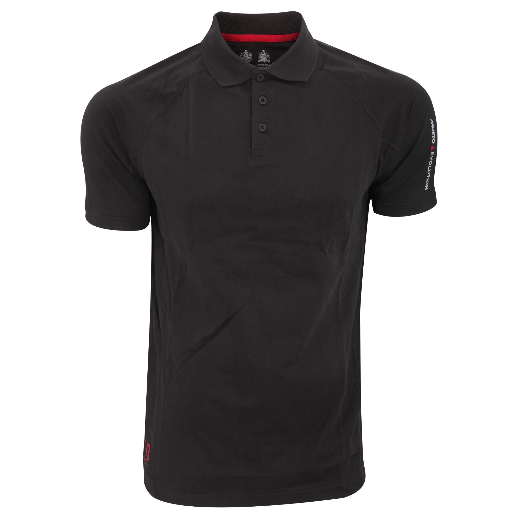 Musto-Mens-Essential-Evo-UV-FD-Short-Sleeve-Polo-Shirt-RW3682