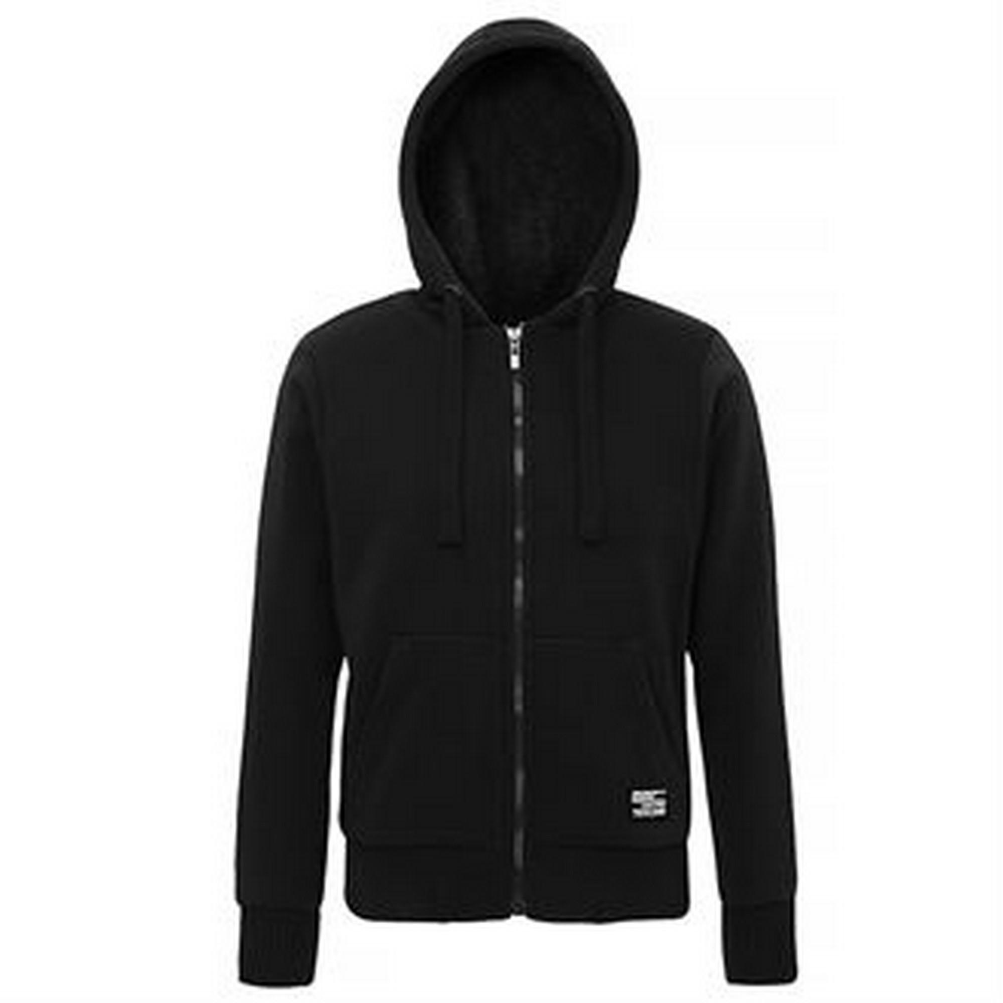 Sherpa fleece hoodie
