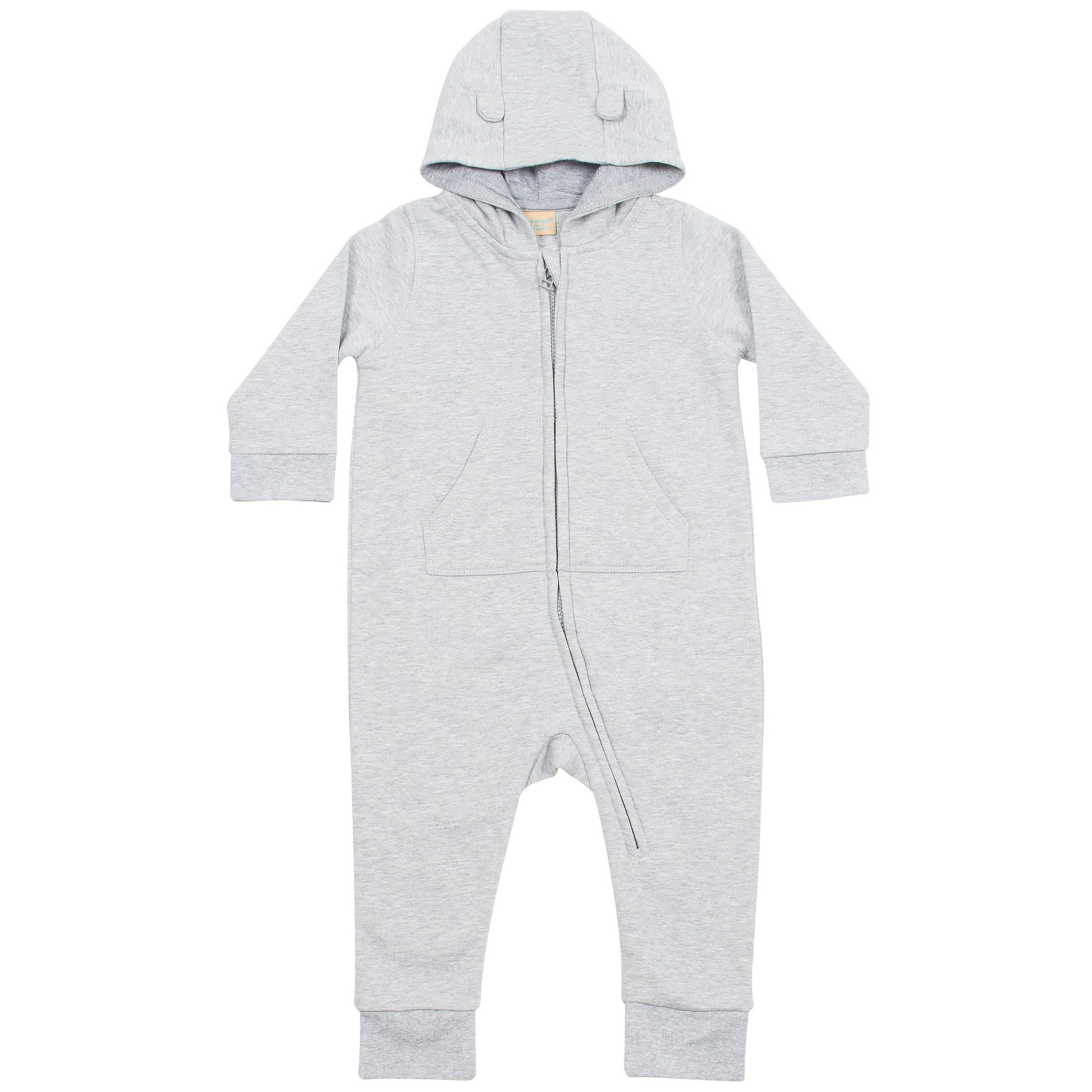 8287712a4 Larkwood Baby Unisex Fleece All-in-one Romper Suit 18-24 Months ...