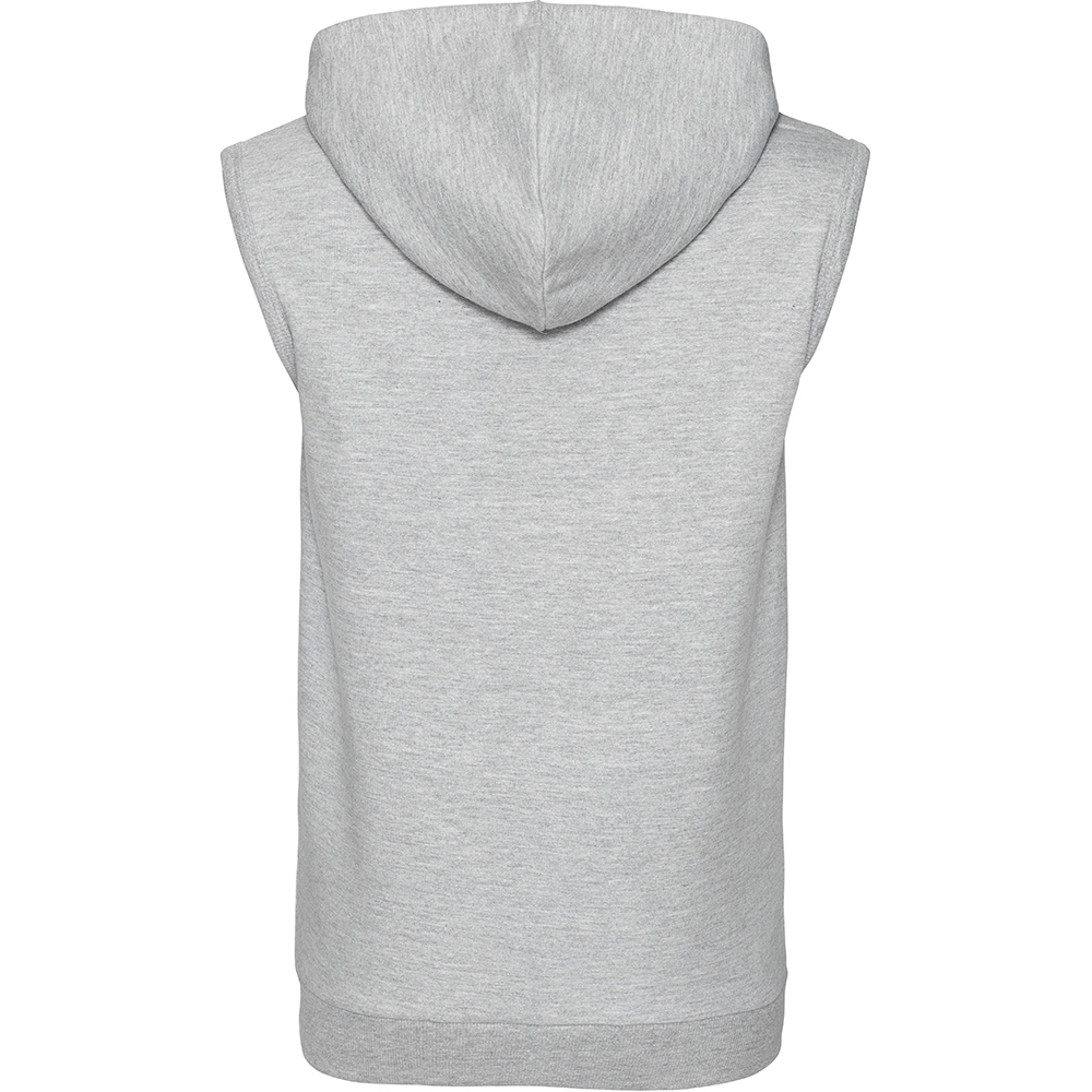 Sleeveless hoodie girls