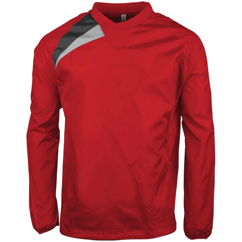 Kariban-Proact-T-shirt-sport-a-manches-longues-Homme-RW4244