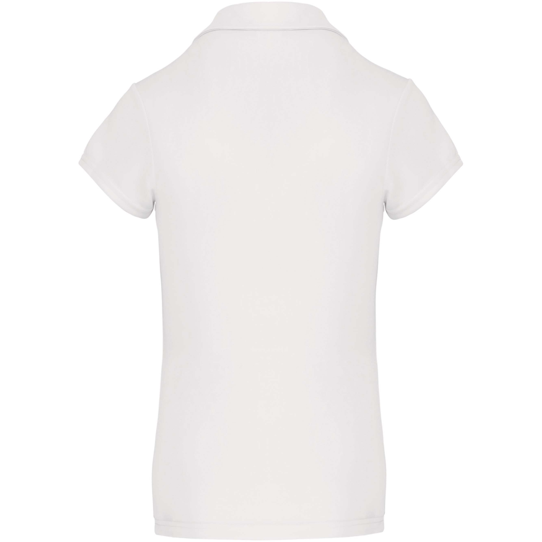 Kariban Proact Womens/Ladies Short Sleeve Performance Polo Shirt (L) (Fine Grey)