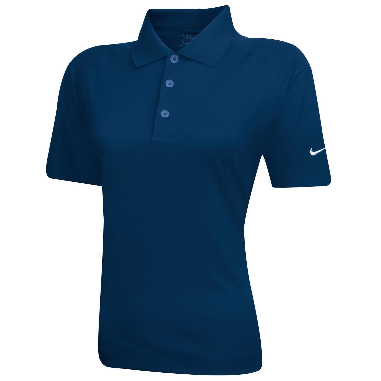 Nike Womens/Lades Victory Plain Short Sleeve Polo Shirt