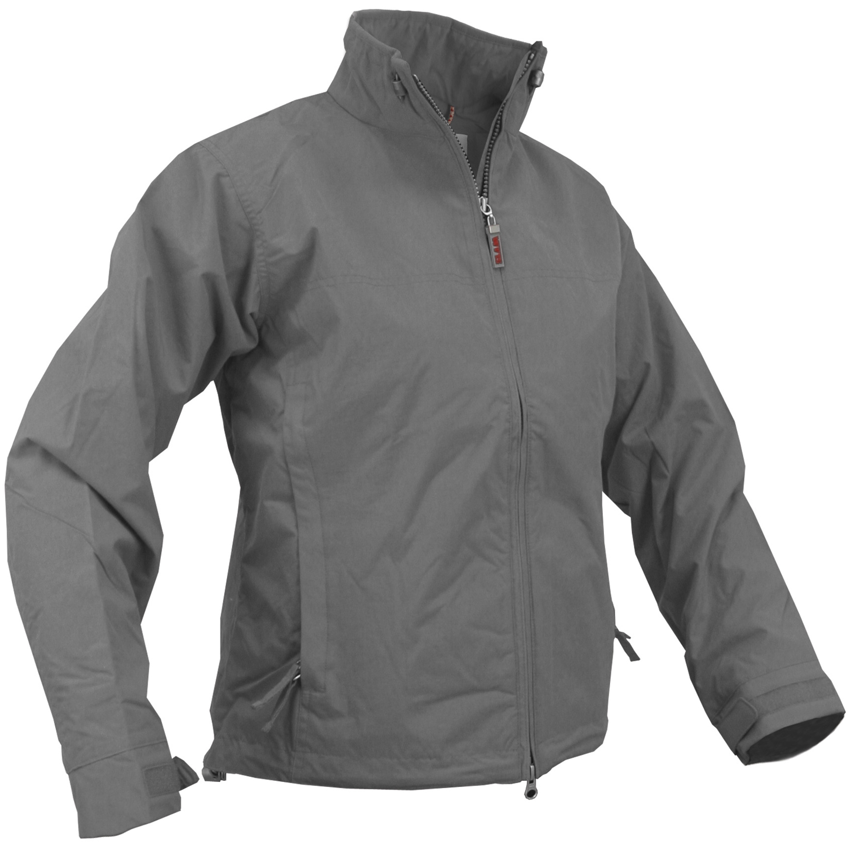 Slam Womens/Ladies Summer Sailing Jacket (Water Repellent And Windproof) (S) (Steel)