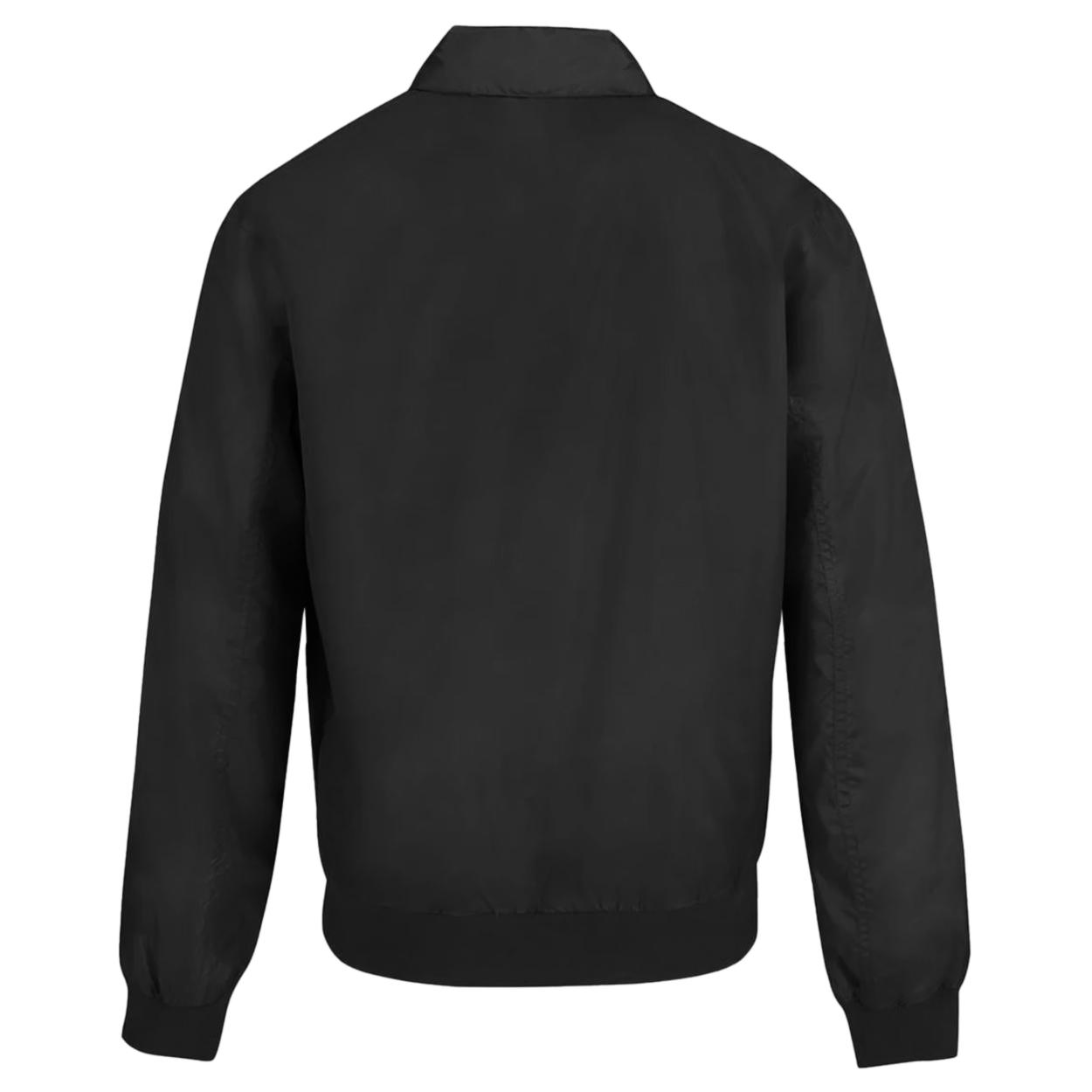 B&C Womens/Ladies Trooper Lightweight Bomber Jacket (2XL) (Royal Blue/ Neon Orange)