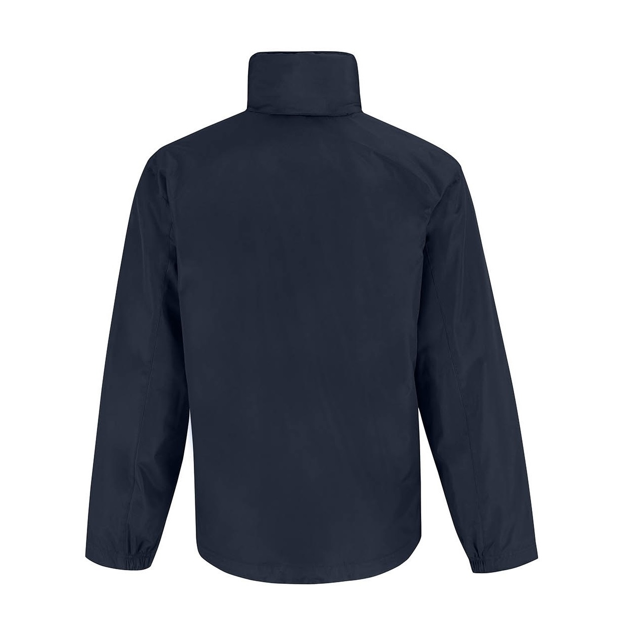 B&C Mens Corporate 3-In-1 Hooded Parka Jacket (M) (Black)