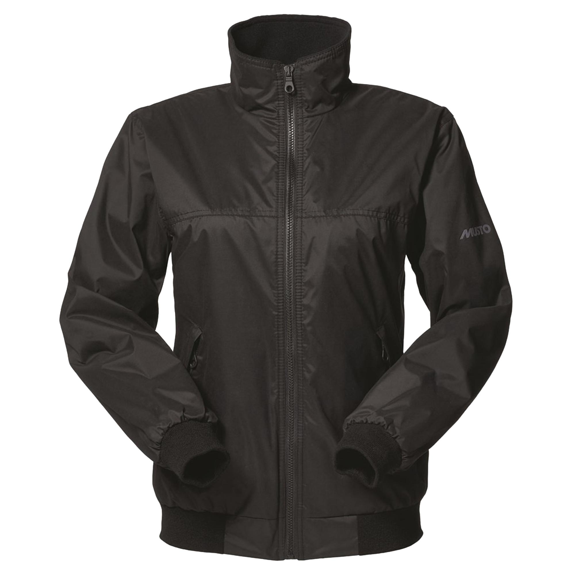Musto Womens/Ladies Snug Blouson Jacket (14) (Black/ Black)