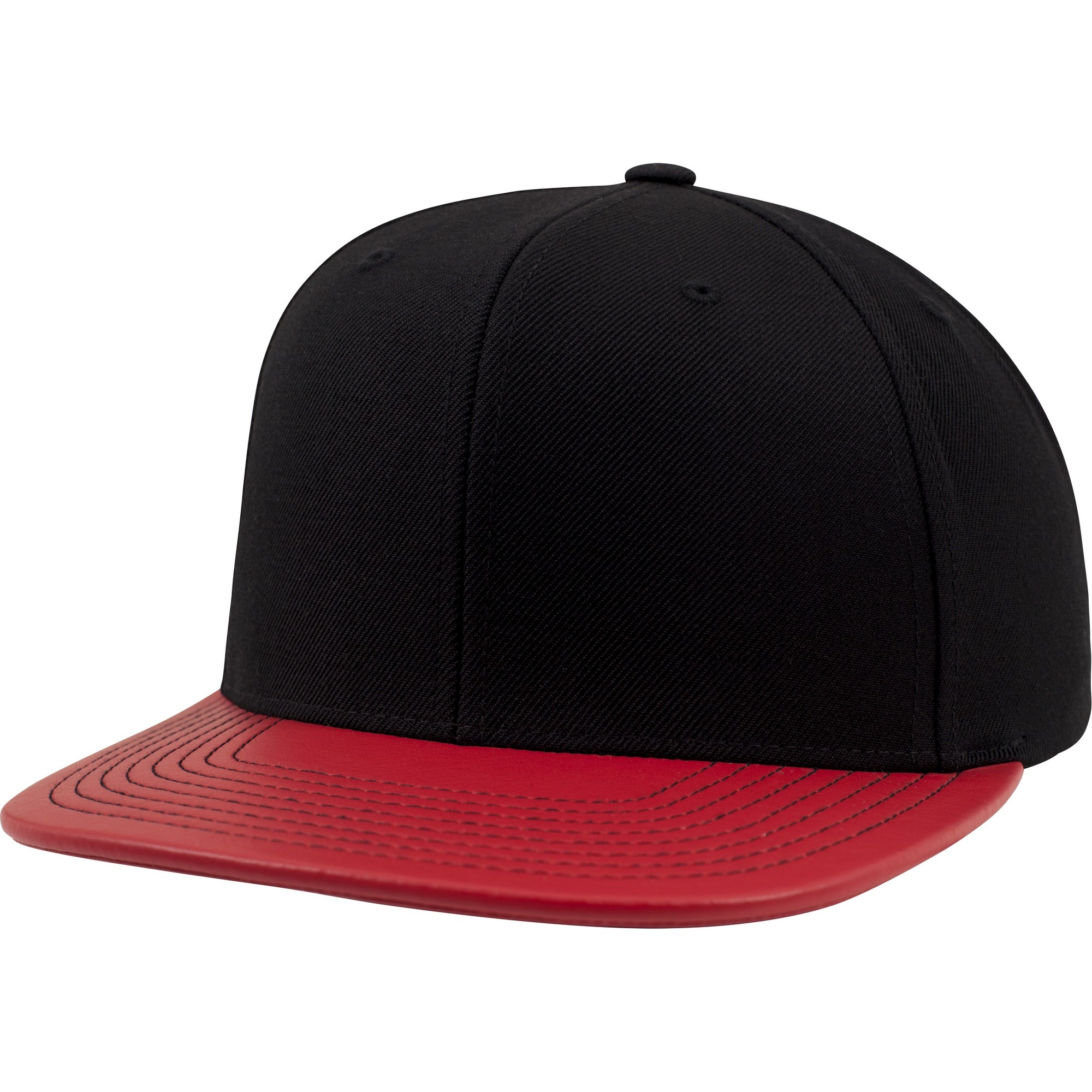 c8624c454 Flexfit Metallic Visor Snapback Cap Utrw5122 2 Red. About this product.  Picture 1 of 2; Picture 2 of 2