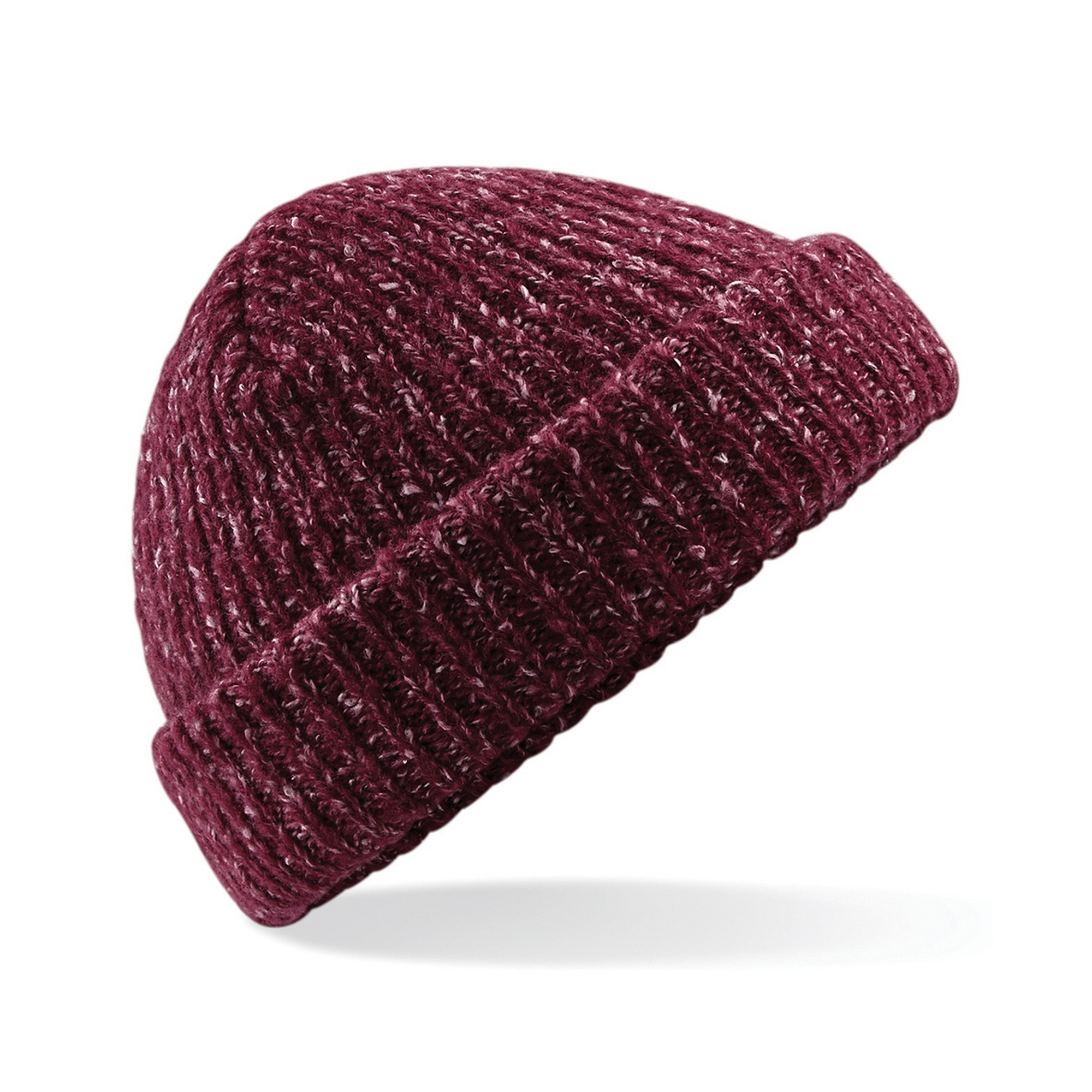 8072382ec37 Beechfield Unisex Adults Glencoe Knitted Winter Beanie Hat Utrw5189 ...