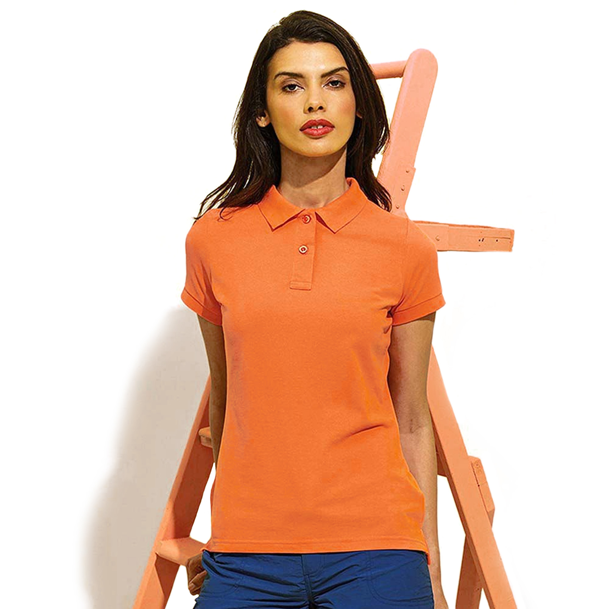 b0e07f1a Asquith & Fox Womens/ladies Short Sleeve Performance Blend Polo Shirt Lime  M. About this product. Picture 1 of 2; Picture 2 of 2