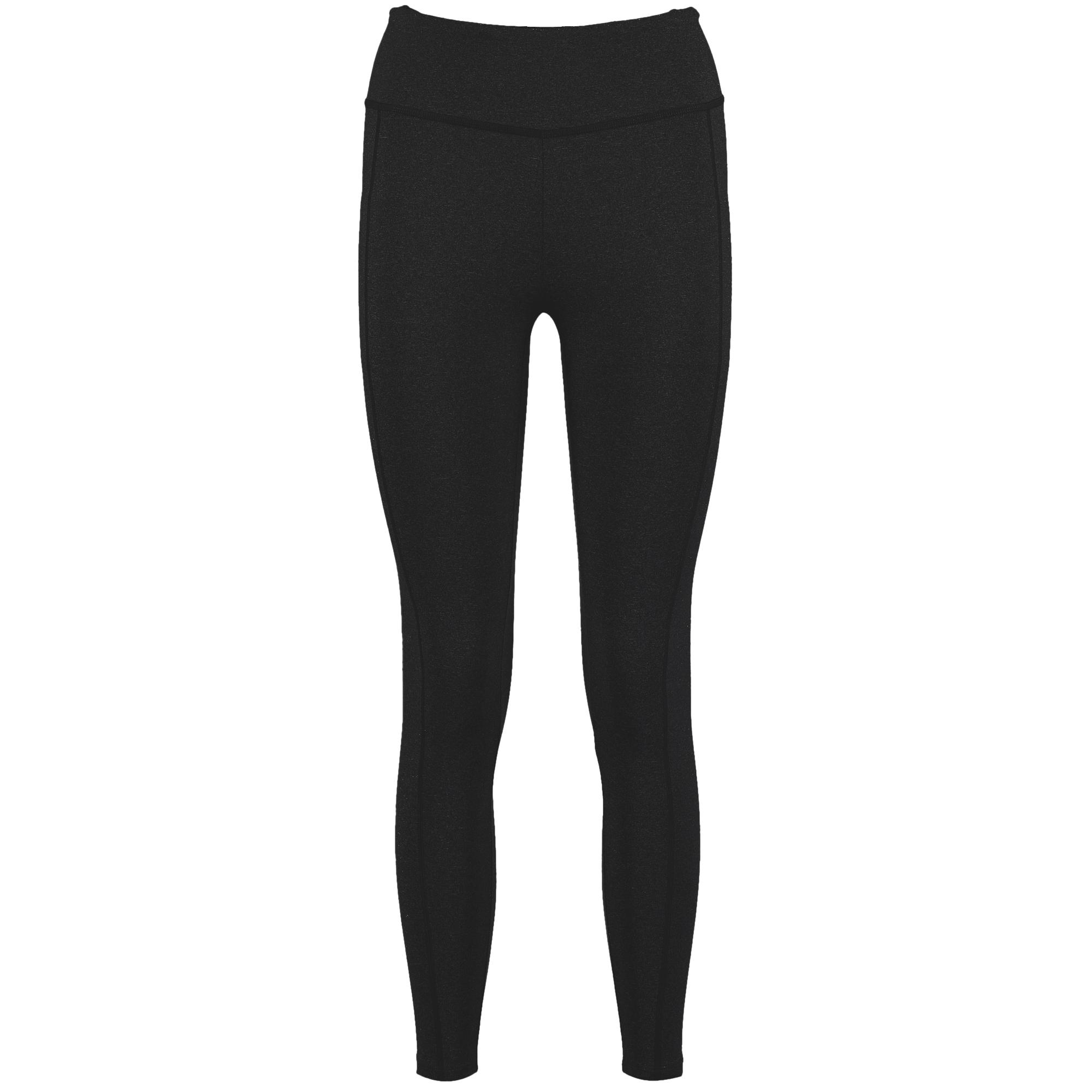 Gamegear Womens/Ladies Full Length Athletic Leggings (12 UK) (Black)