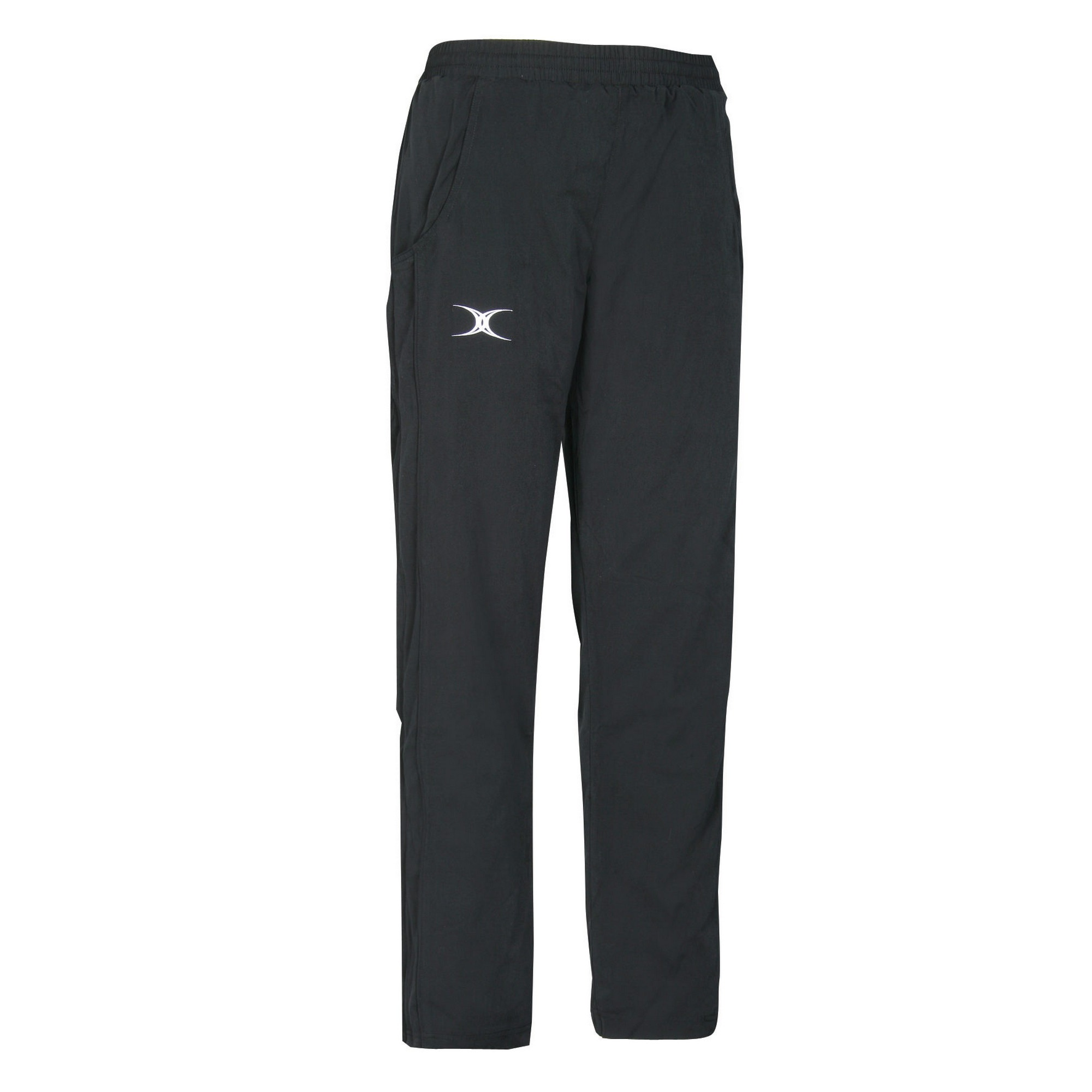 Gilbert Rugby Mens Synergie Rugby Trousers (M) (Black)